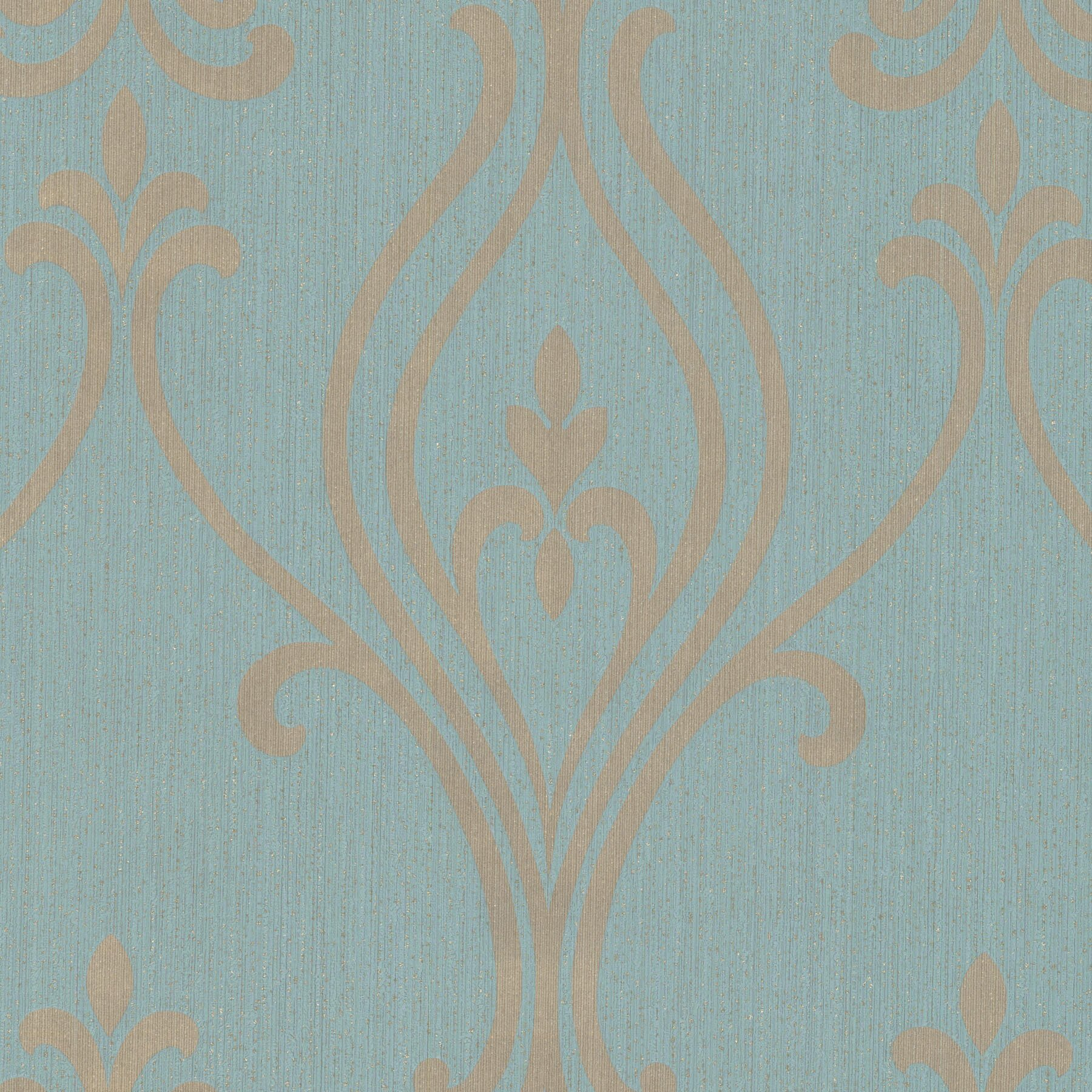 Brewster home fashions prism luca damask 33 39 x 20 5 for 3d embossed wallpaper