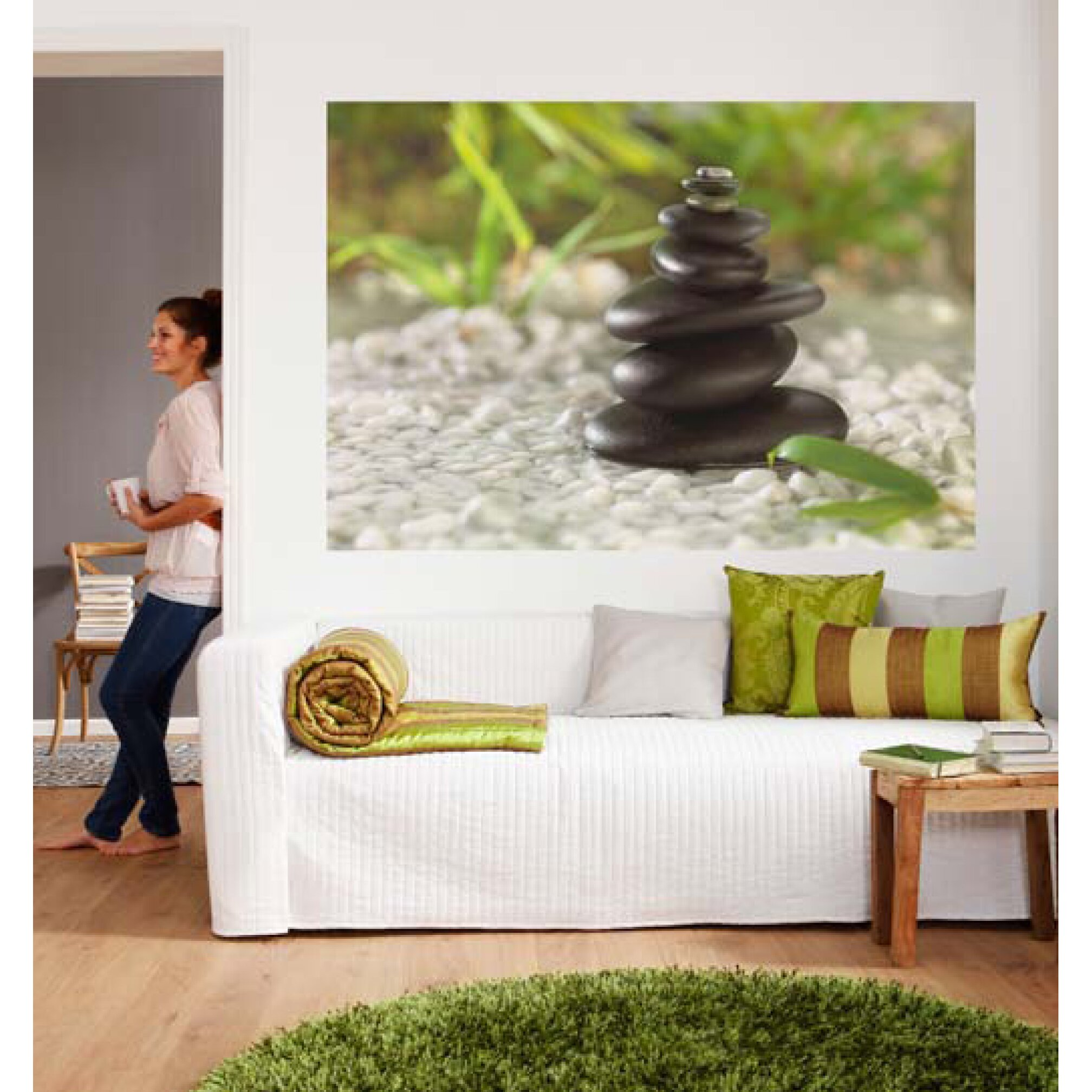 Brewster home fashions komar feng shui wall mural wayfair for Brewster home fashions wall mural