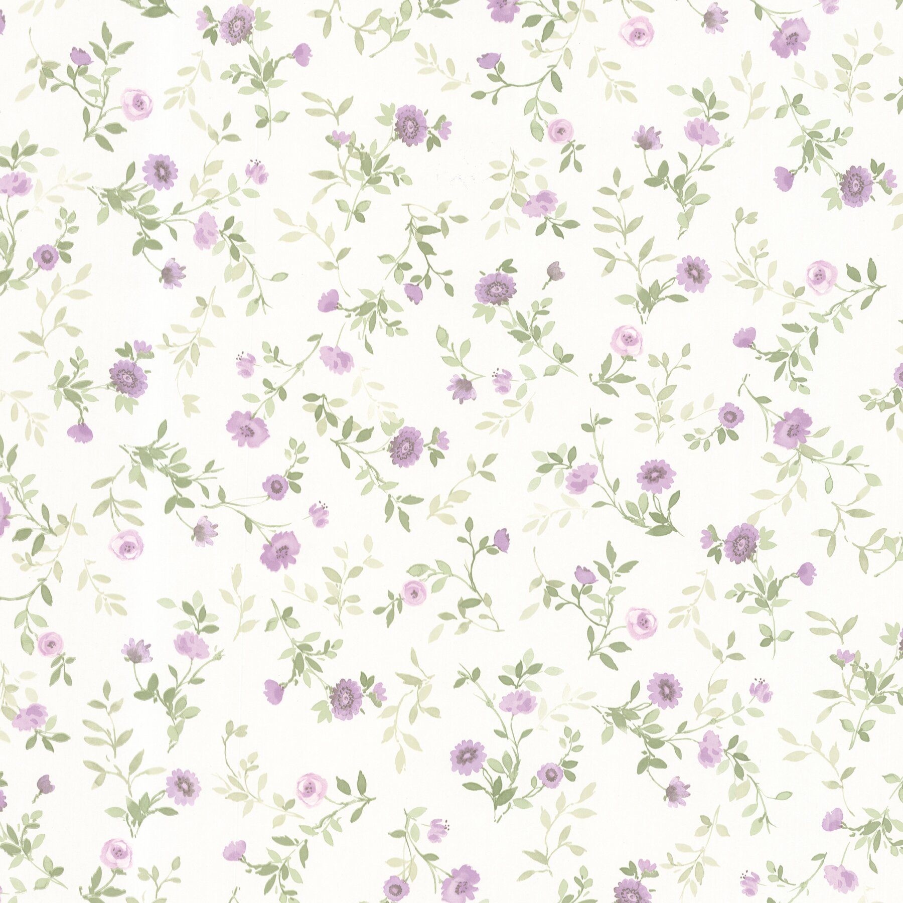 Brewster home fashions dollhouse sophie 33 39 x 20 5 floral for 3d embossed wallpaper