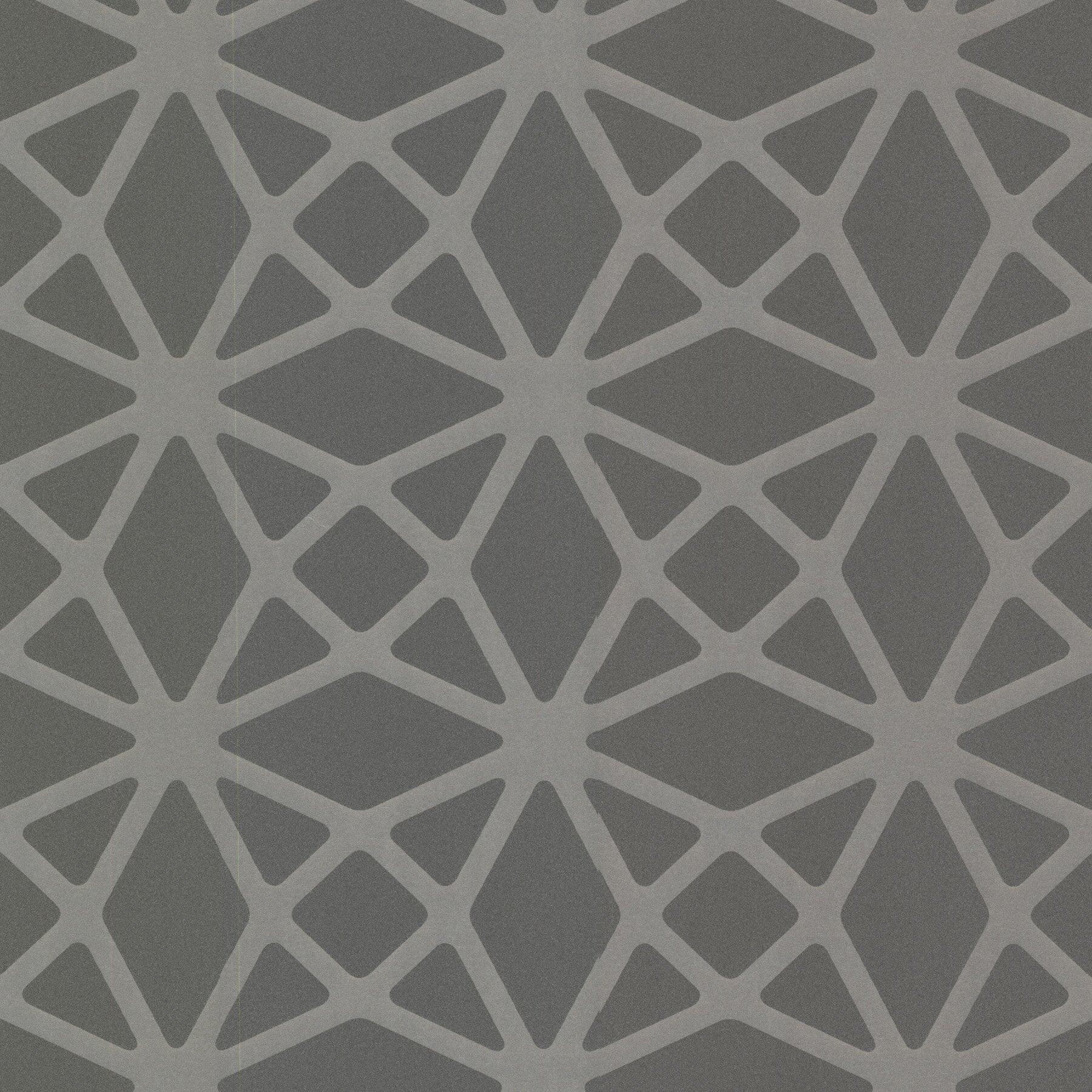 Lattice Wallpaper: Brewster Home Fashions Geo Enterprise Lattice Geometric