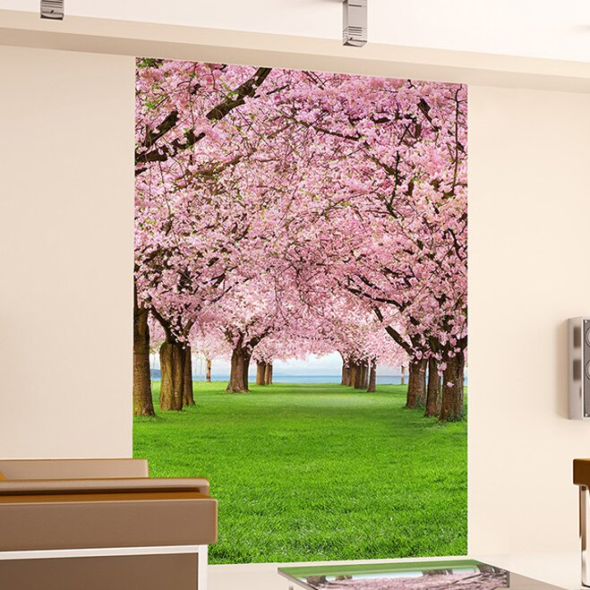 brewster home fashions ideal d 233 cor trees wall mural