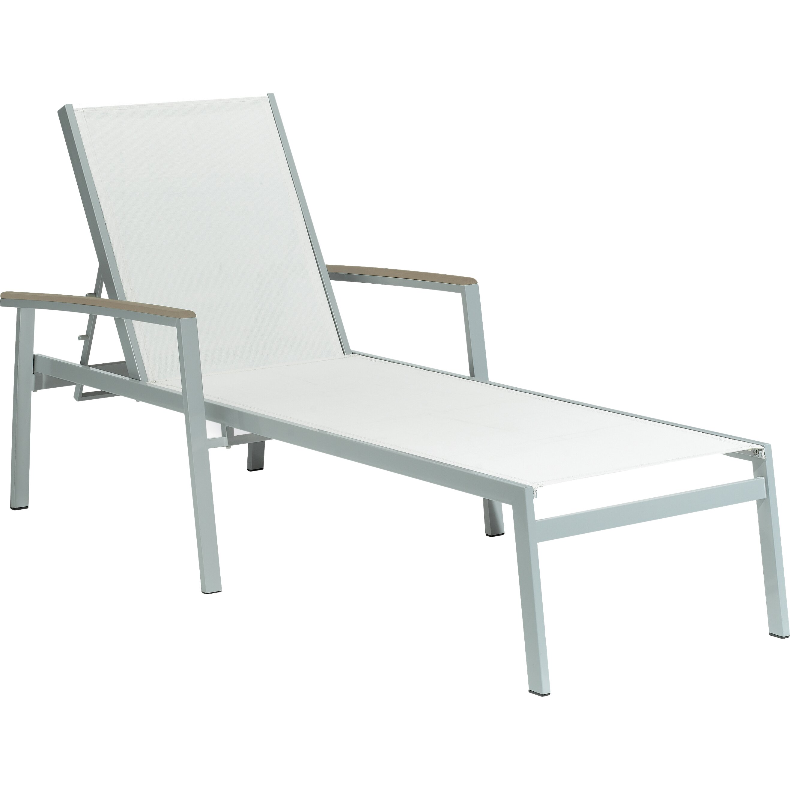 Oxford Garden Travira Chaise Lounge & Reviews