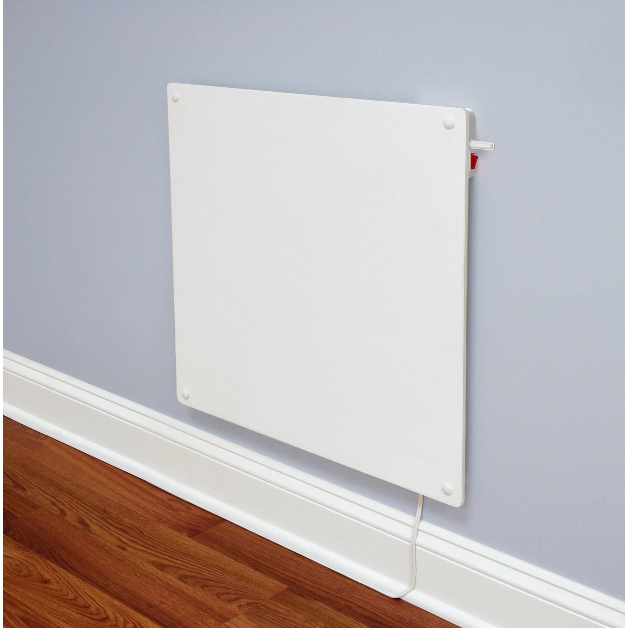 Ecoheater 1 364 Btu Wall Mounted Electric Convection Panel