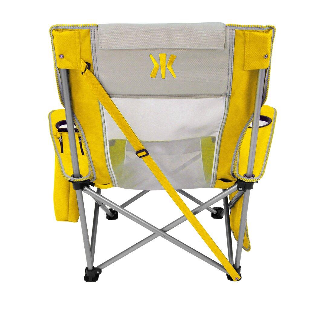 Kijaro Coast Beach Sling Chair Amp Reviews Wayfair