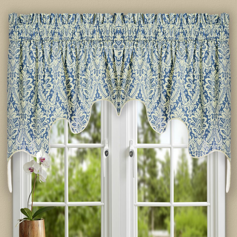 Ellis Curtain Donnington Curtain Valance Amp Reviews