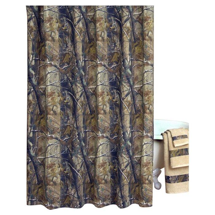 Realtree Realtree All Purpose Shower Curtain Amp Reviews