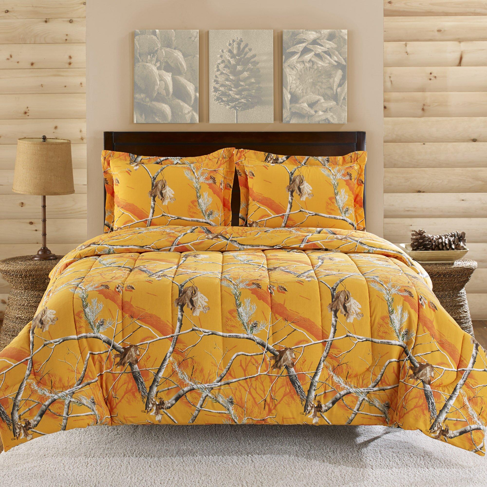 Realtree Max   Piece Bedding Set Queen