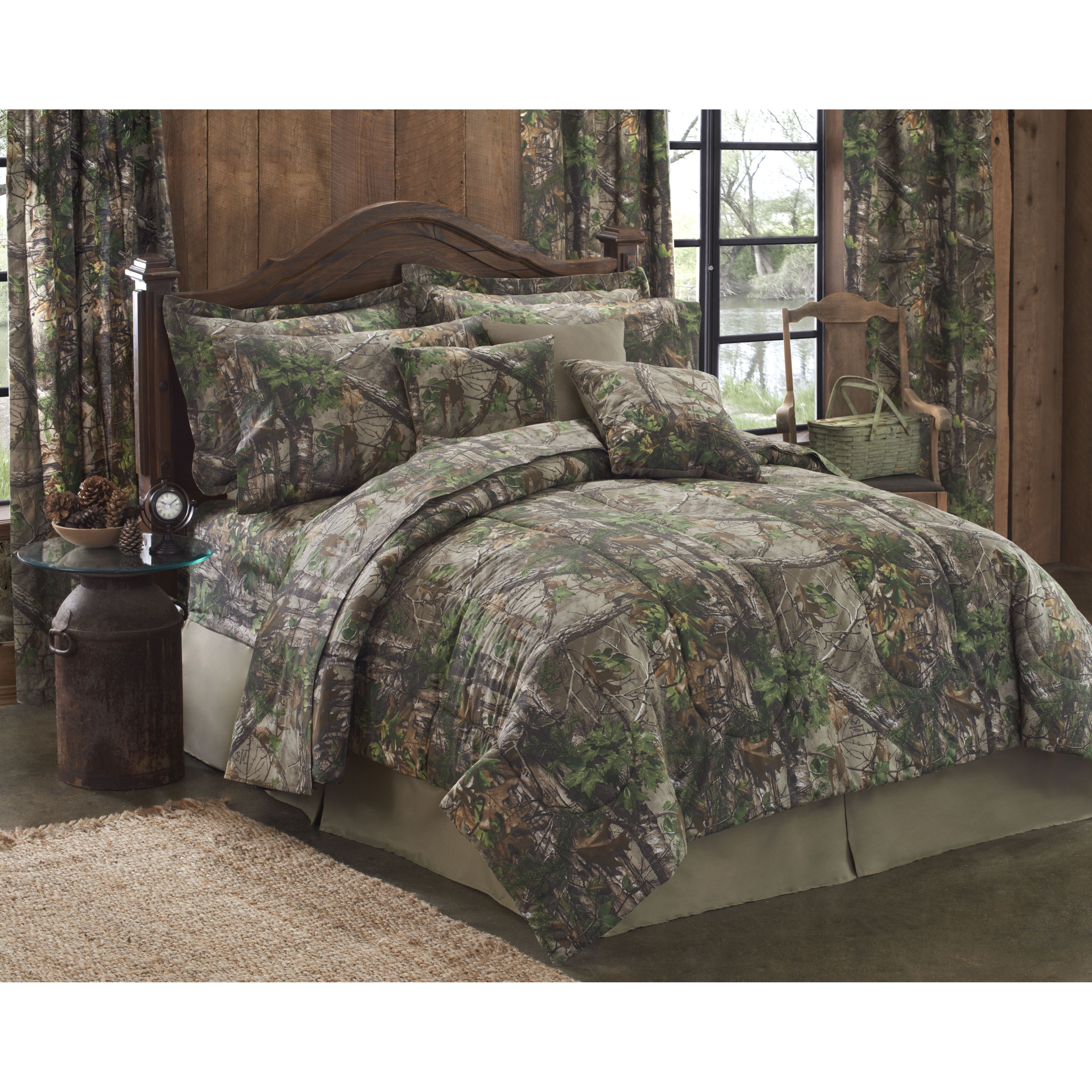 Marine Corps Bed Set