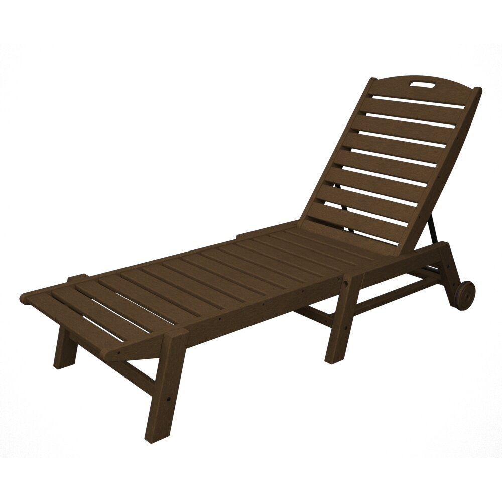 Polywood nautical chaise lounge reviews wayfair for 2 chaise lounges