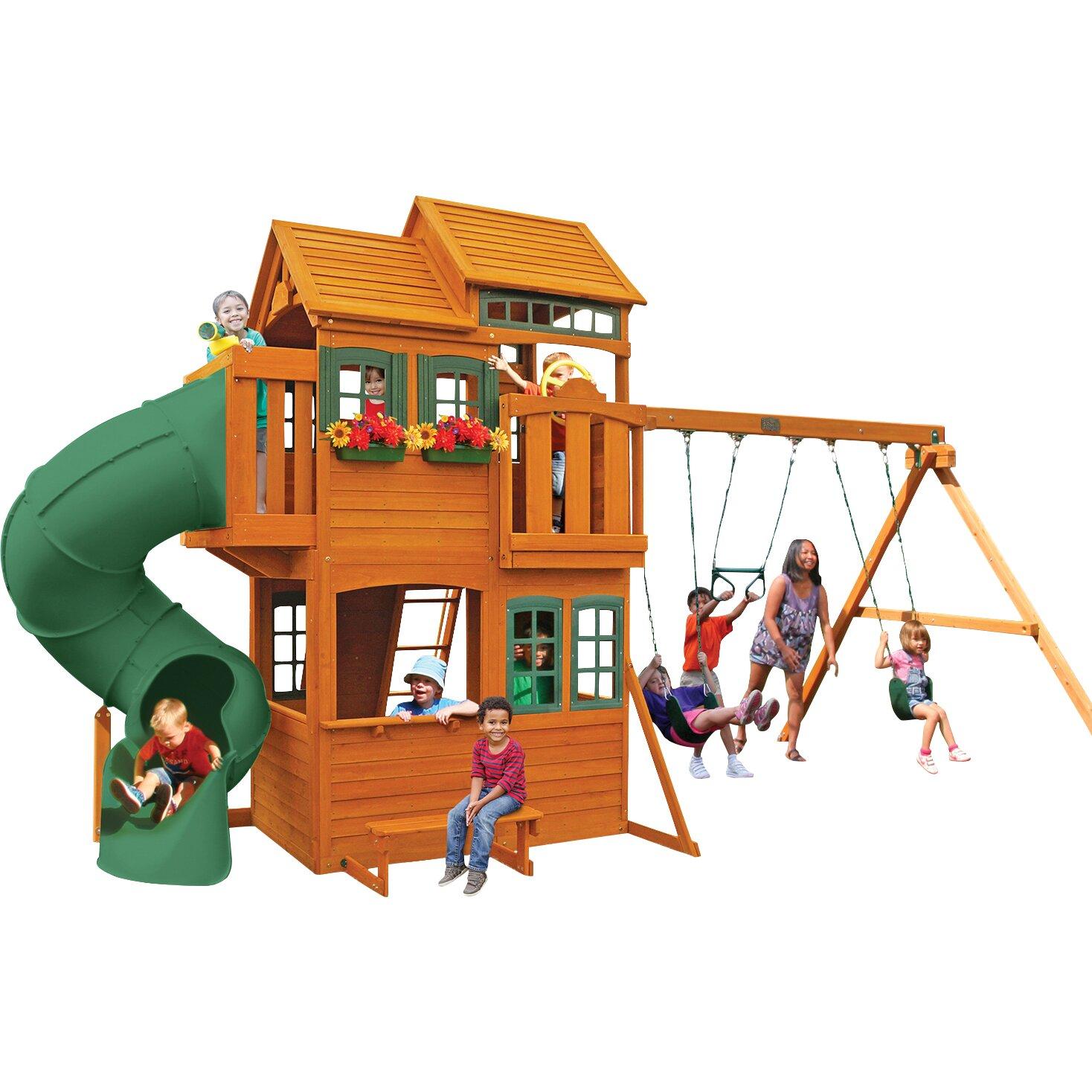 triyae com u003d big backyard bayberry playhouse various design