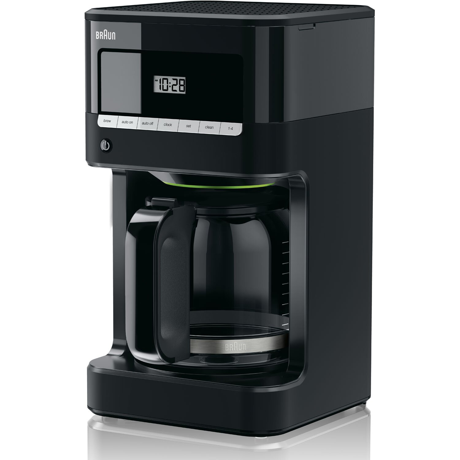 Braun brewsense 12 cup drip coffee maker wayfair for Apartment size coffee maker
