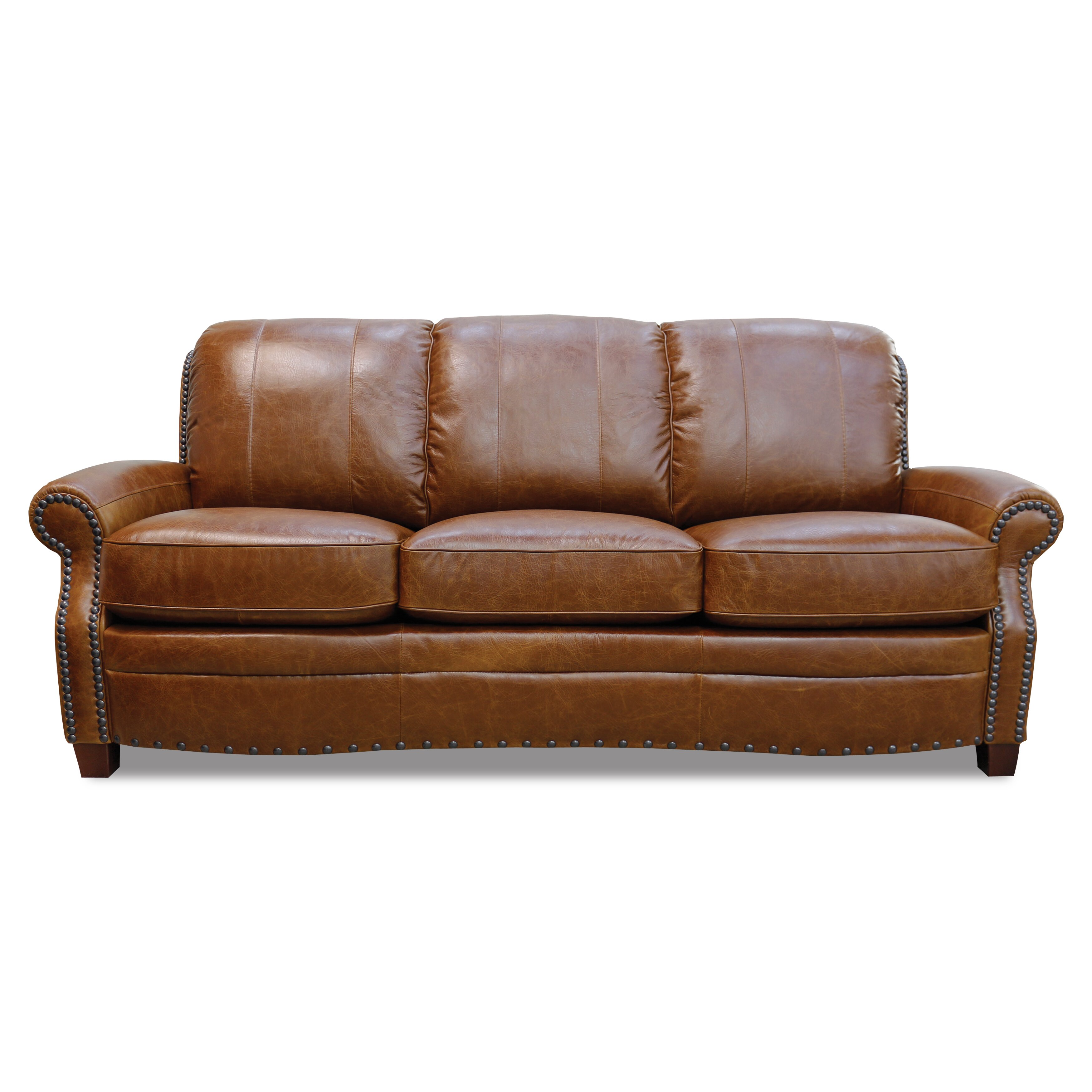 Luke Leather Ashton Leather Modular Sofa ASHTON S LLR1247