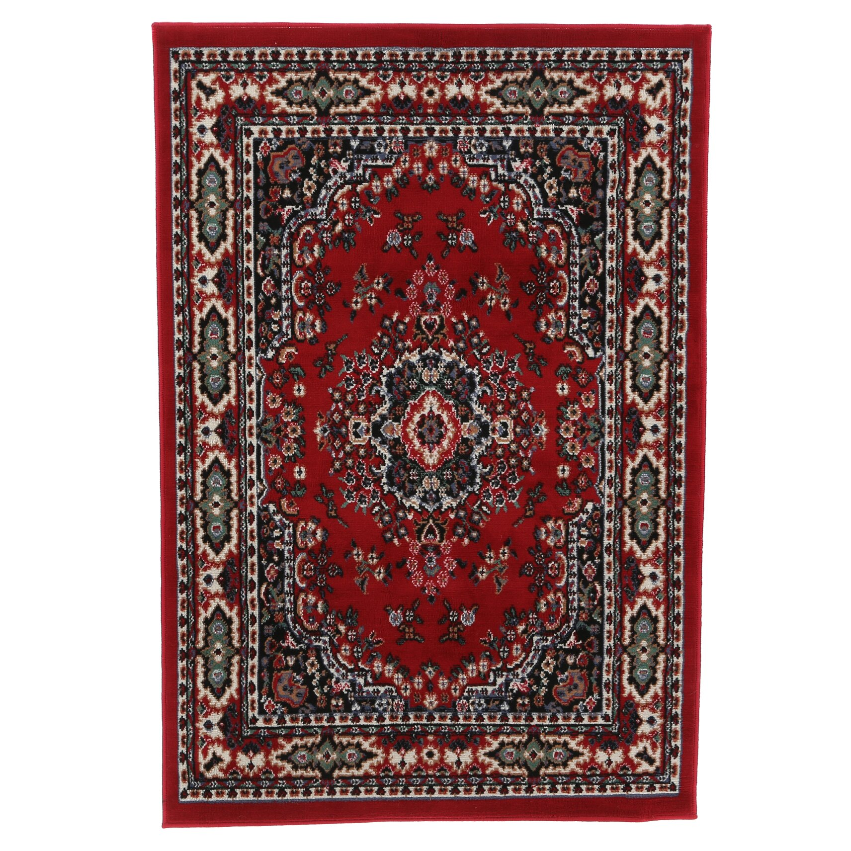 Foyer Rugs For Christmas: Home Dynamix Claret Area Rug & Reviews
