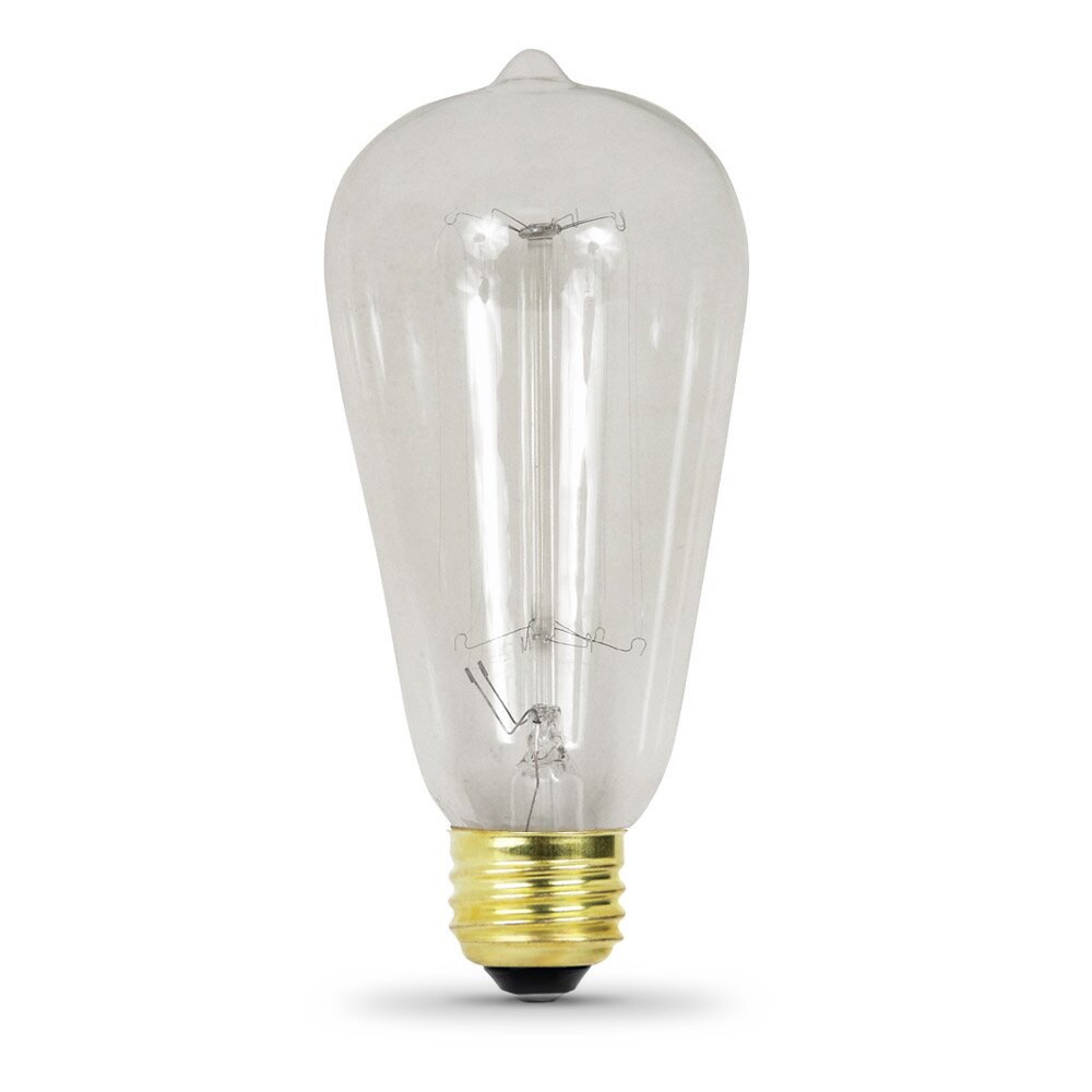 Feit Electric 60w 120 Volt Incandescent Light Bulb Reviews Wayfair