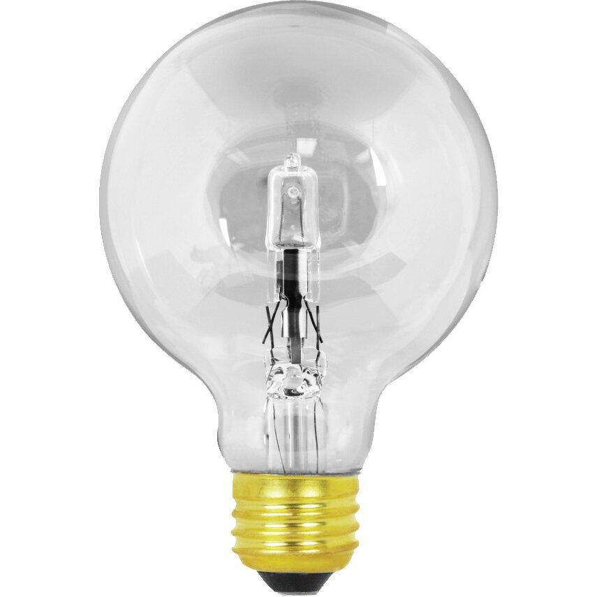 Feit Electric 40w 3000k Halogen Light Bulb Reviews Wayfair