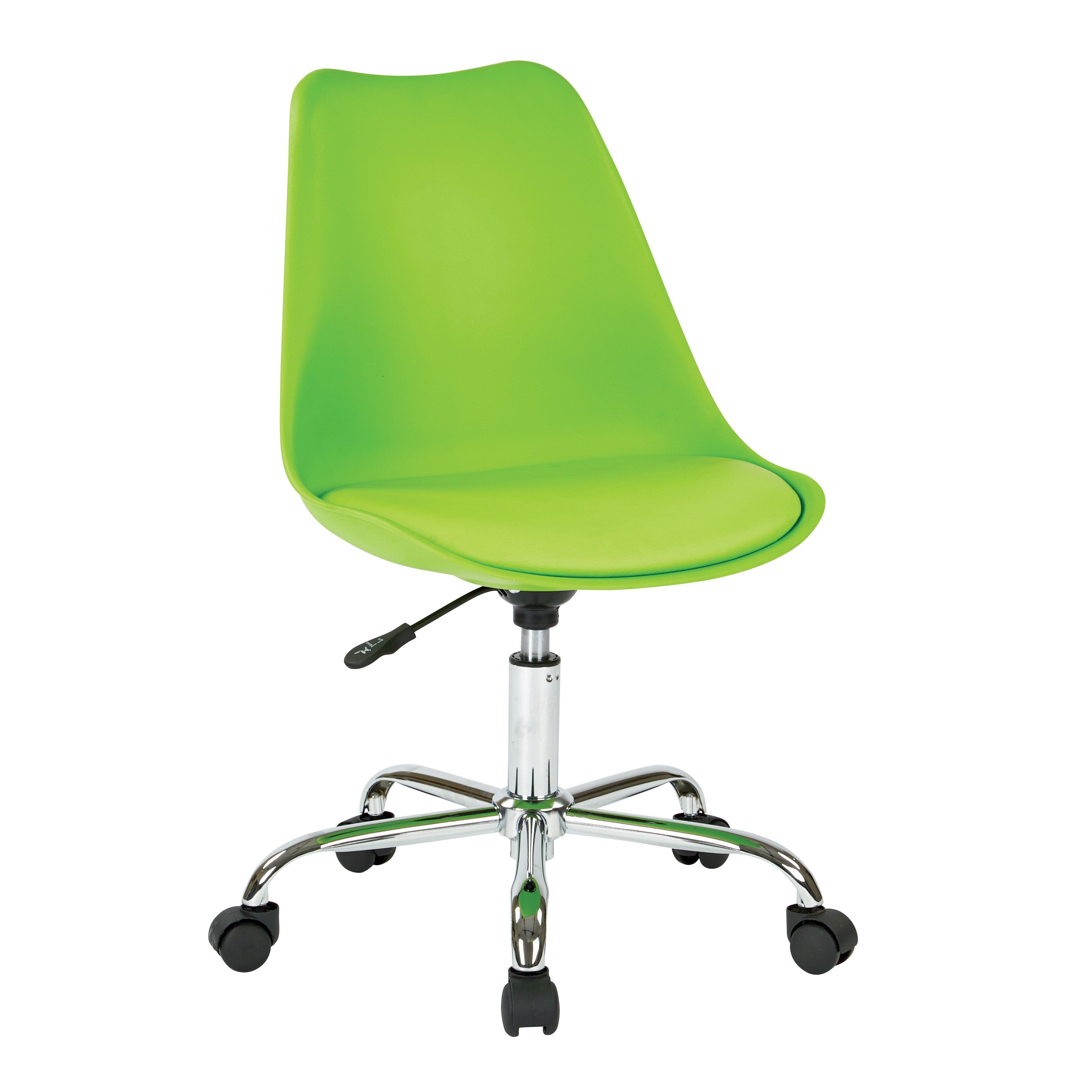 Ave Six Emerson Adjustable Mid Back Task Chair Reviews Wayfair