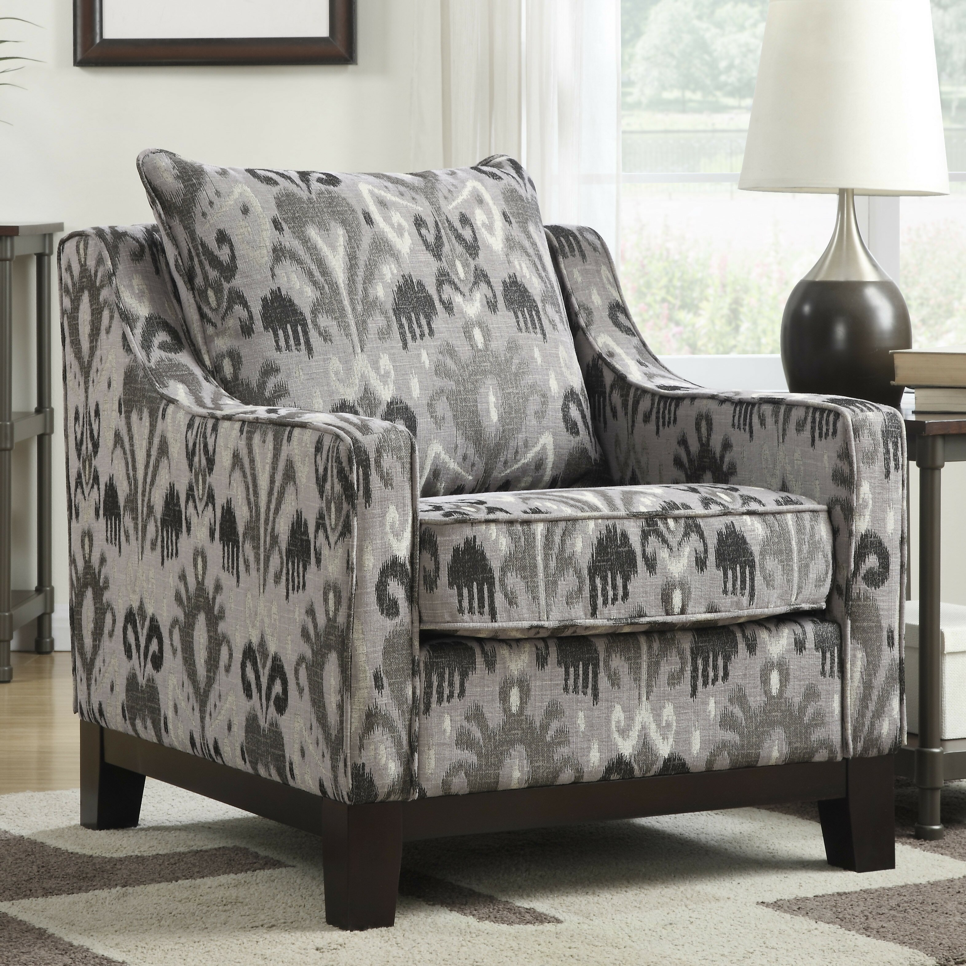 Ave Six Regent Arizona Polyester Club Chair Reviews