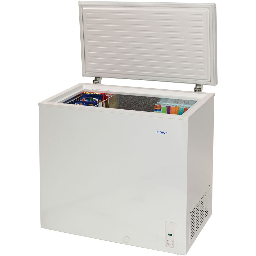 Haier 7.1 cu. ft. Chest Freezer & Reviews | Wayfair