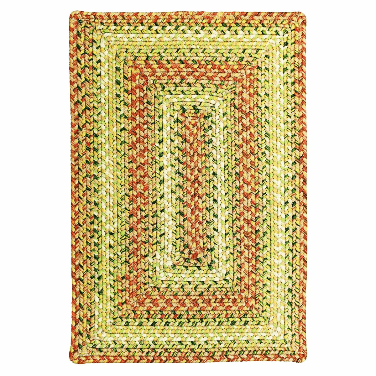 Homespice Decor Ultra-Durable Tuscany Indoor/Outdoor Rug