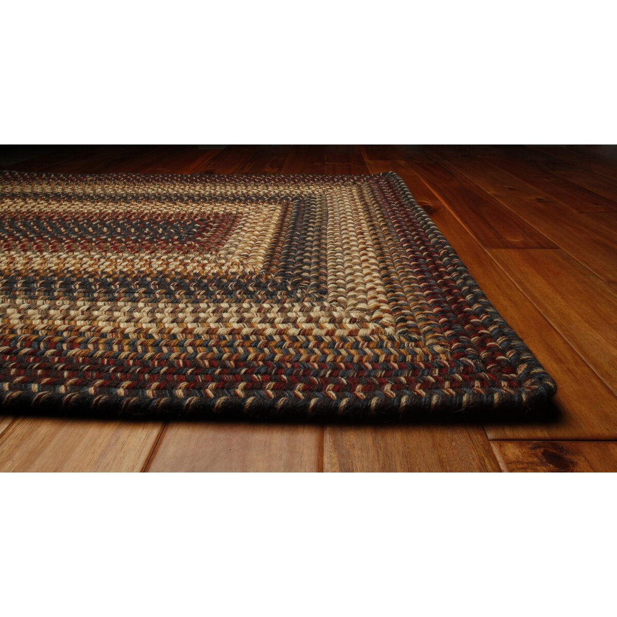 Homespice decor wool cambridge area rug reviews wayfair - Rugs and home decor decor ...