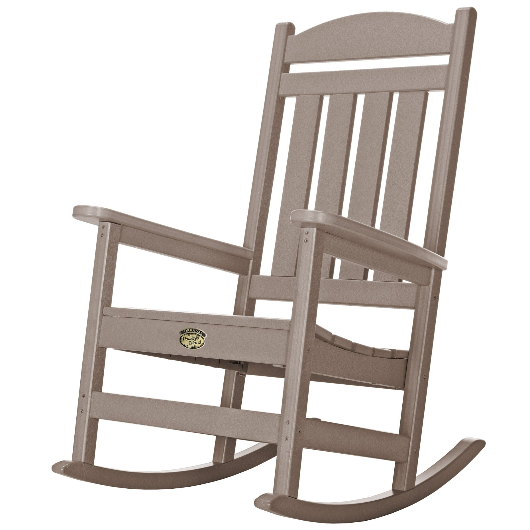 Pawleys island pawleys island porch rocking chair for Rocking chairs for porch