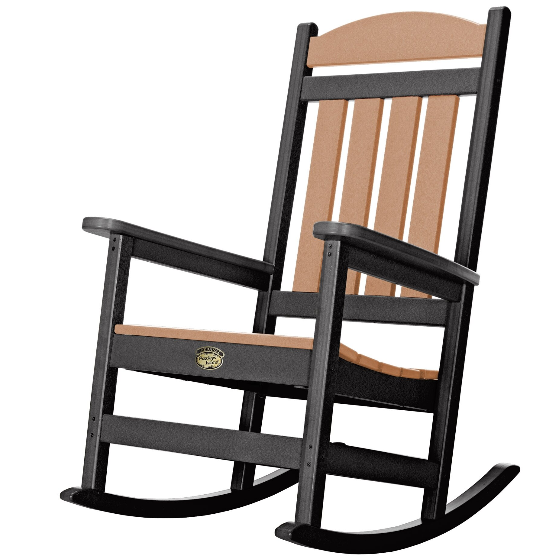Pawleys Island Pawleys Island Porch Rocking Chair & Reviews  Wayfair