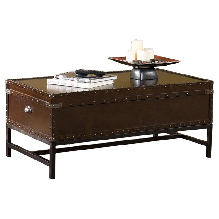 Trent Austin Design Buharkent Trunk Coffee Table Reviews