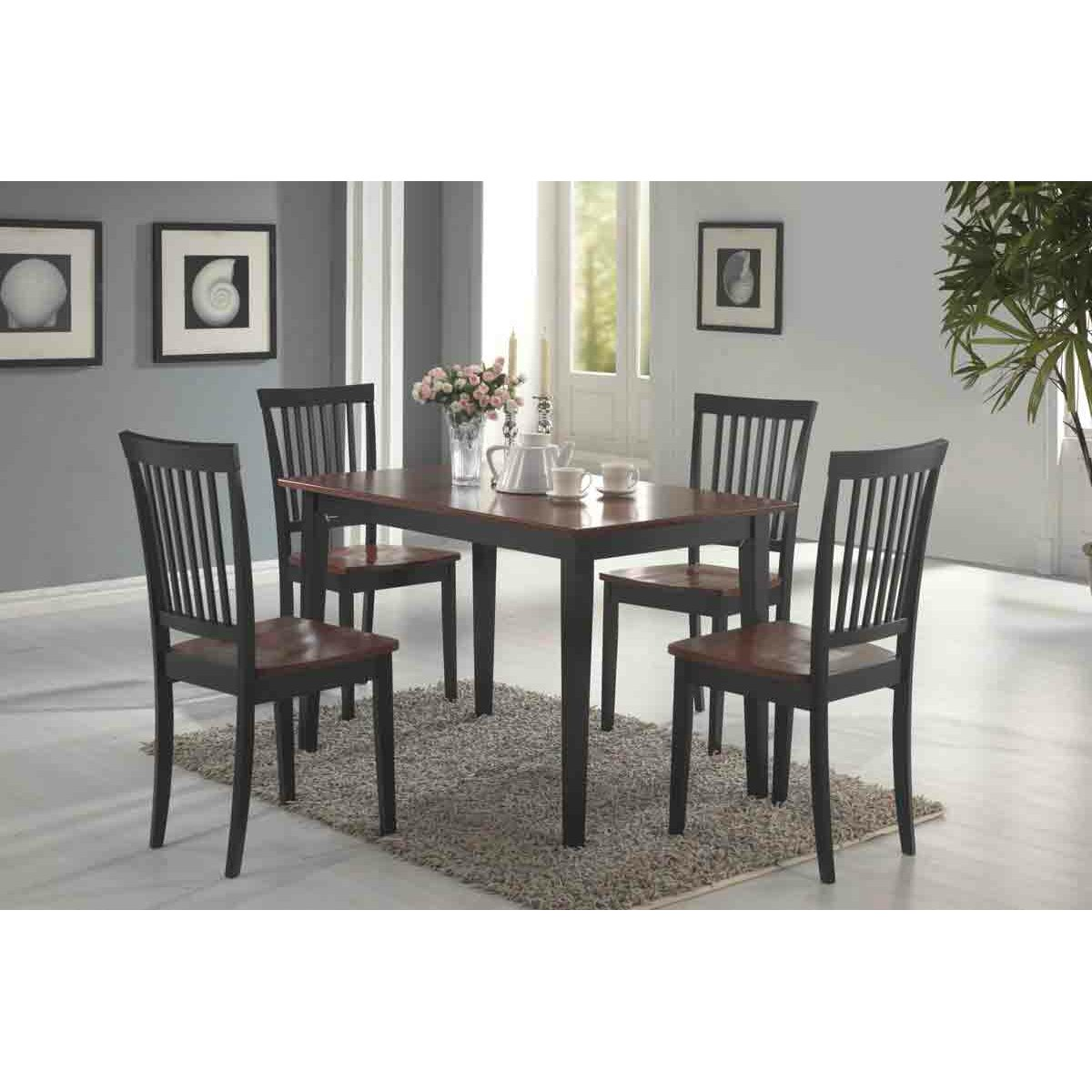 Wildon home eagar 5 piece dining set reviews for Wildon home dining