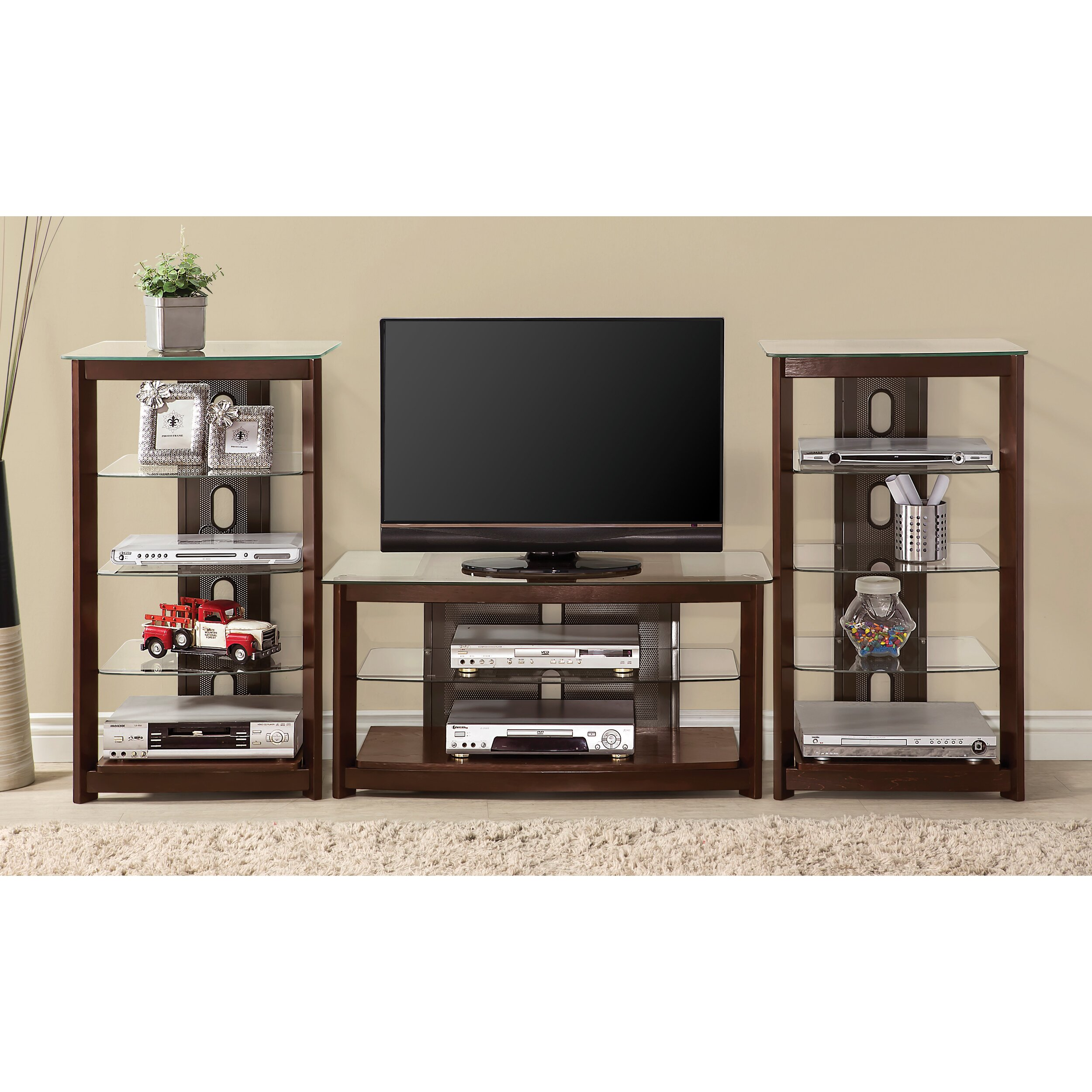 Wildon Home Entertainment Center Reviews Wayfair