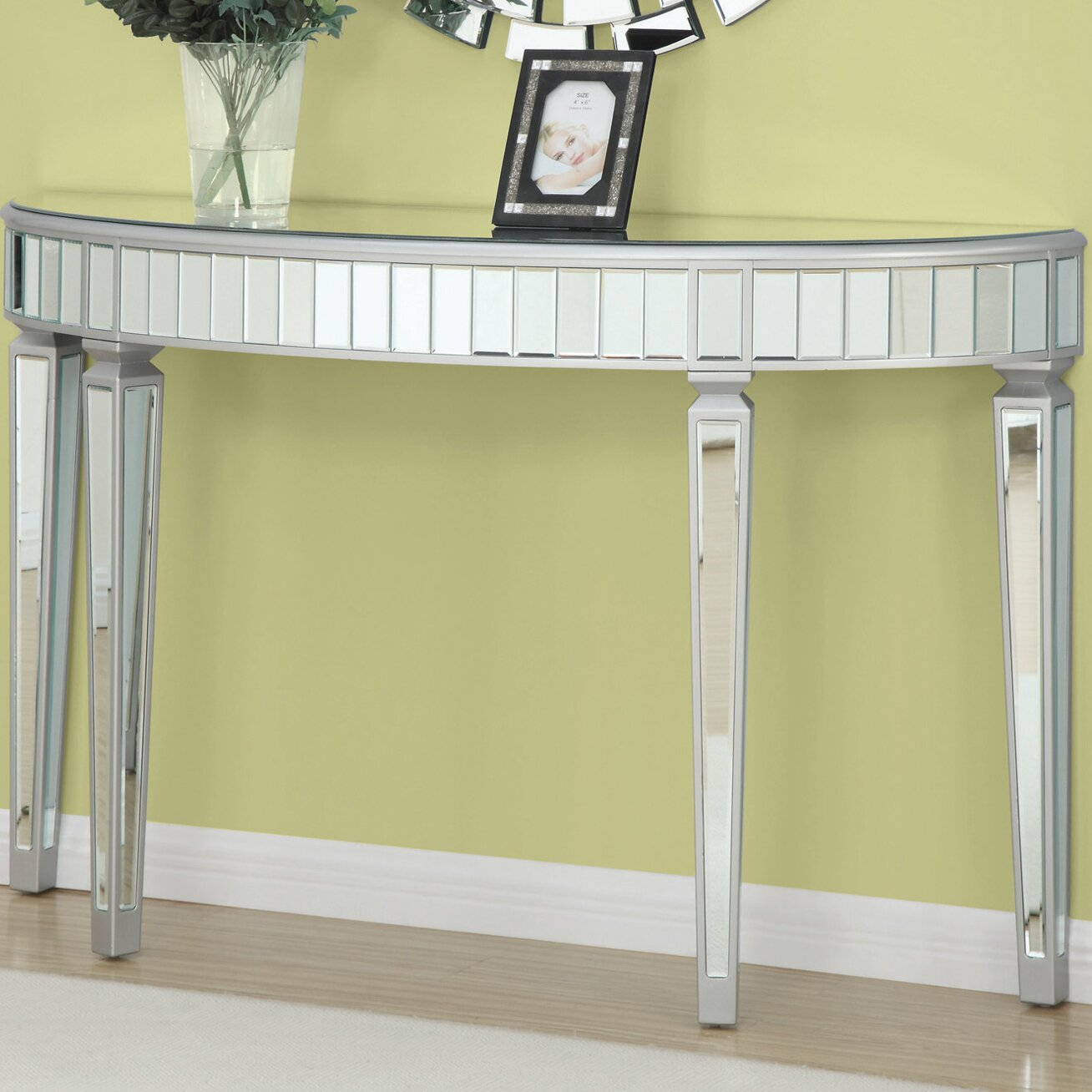 wildon home console table reviews. Black Bedroom Furniture Sets. Home Design Ideas