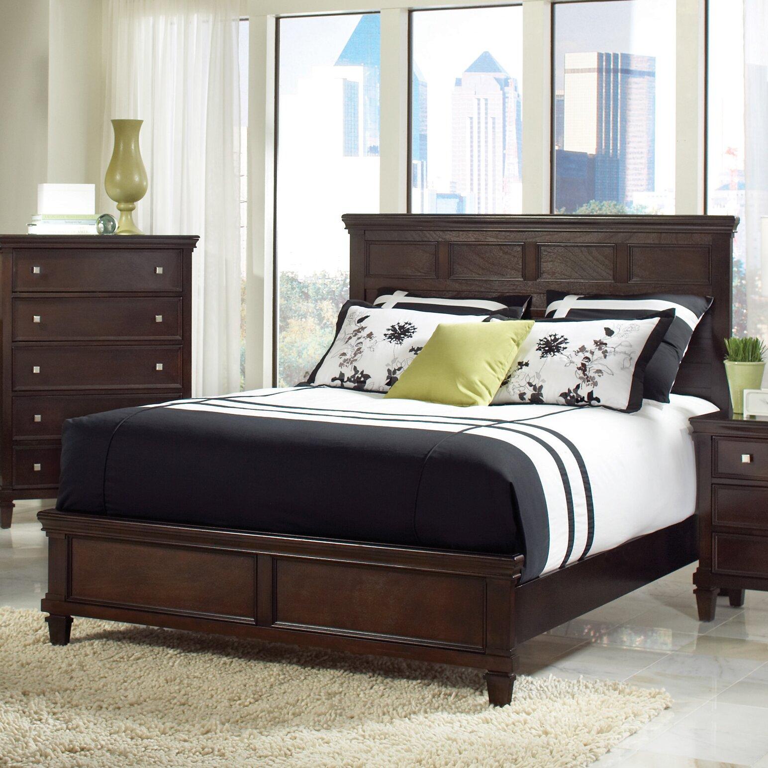 Wildon Home Queen Panel Bed Reviews Wayfair