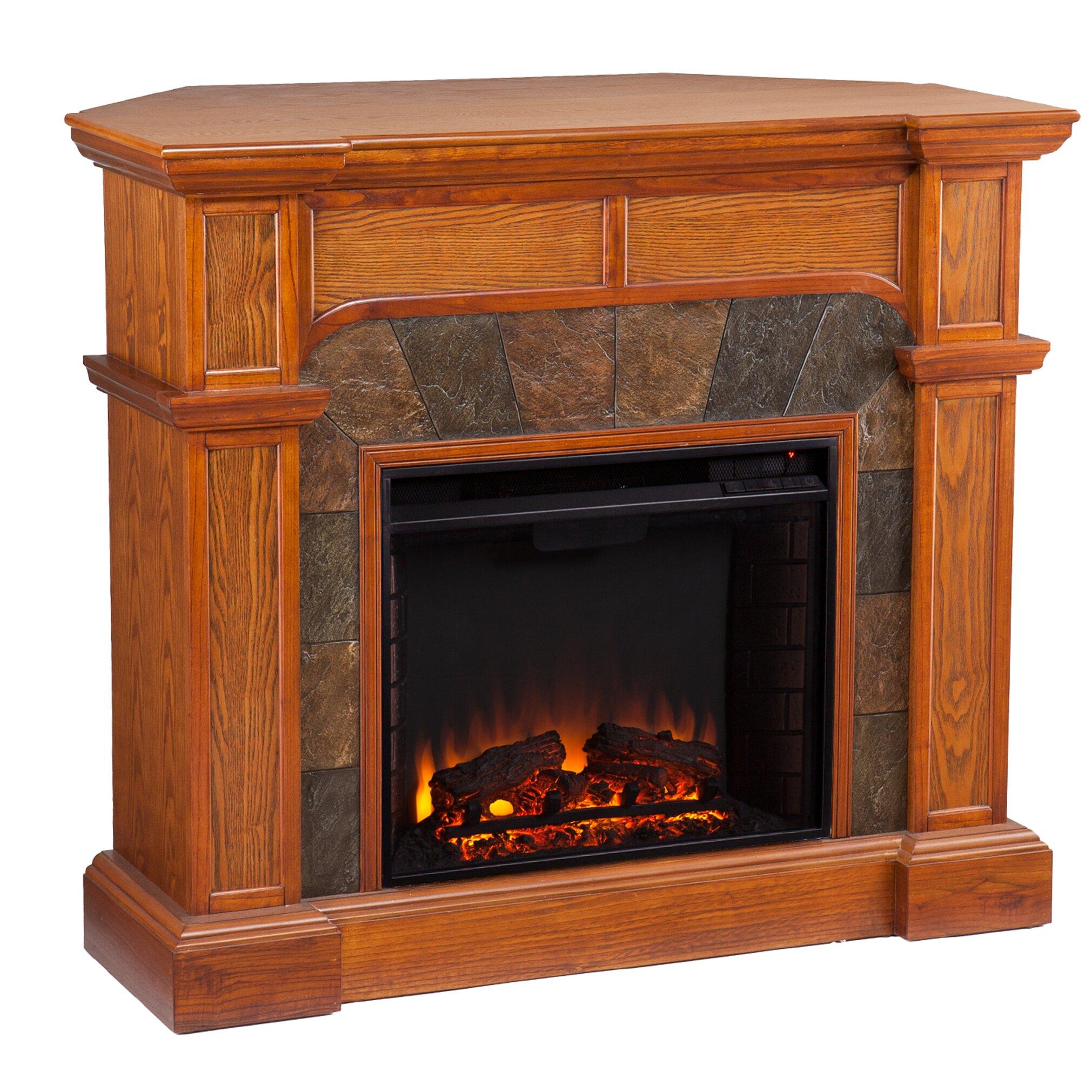 Wildon Home Market Electric Fireplace Reviews Wayfair