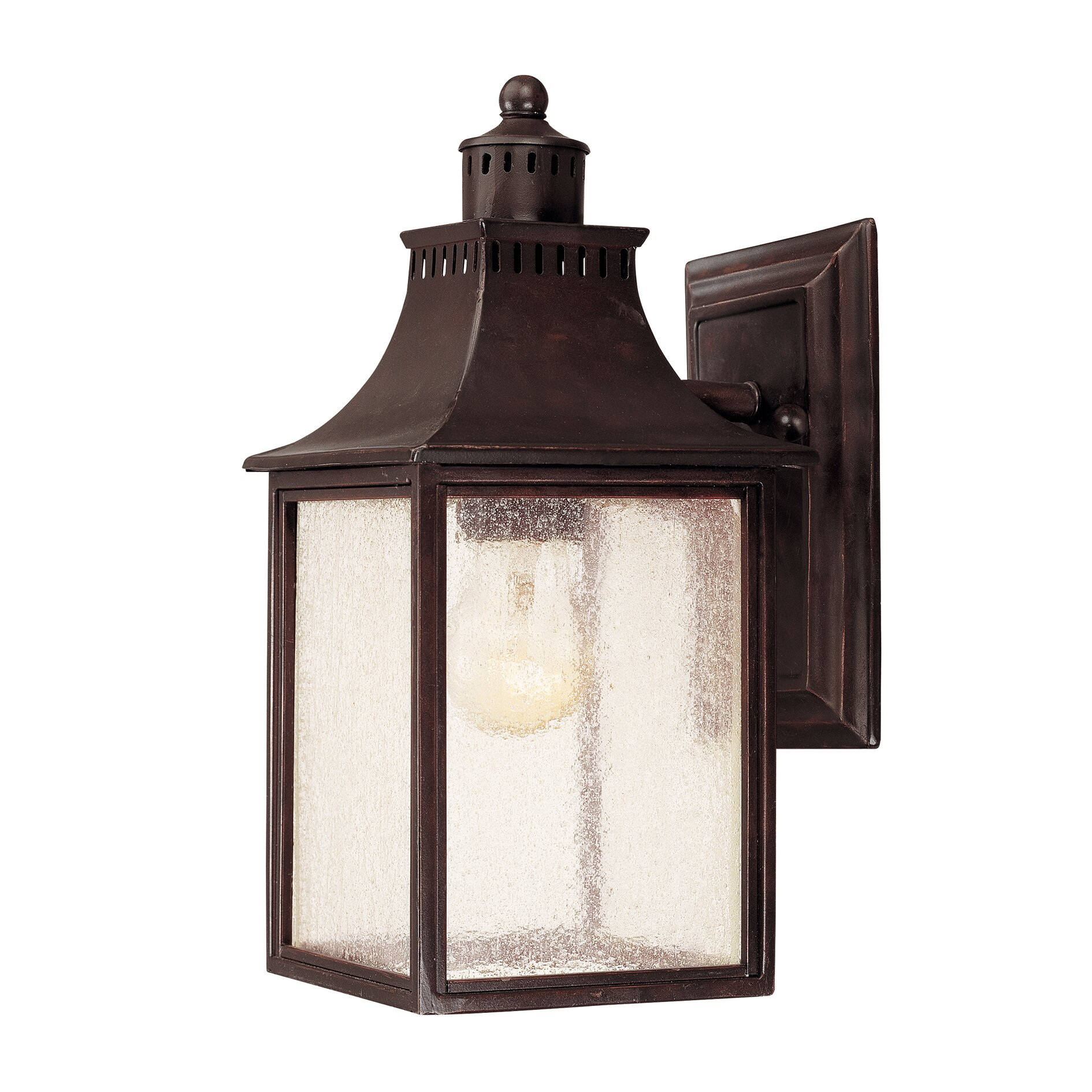 Savoy house monte grande 1 light outdoor wall lantern for Savoy house
