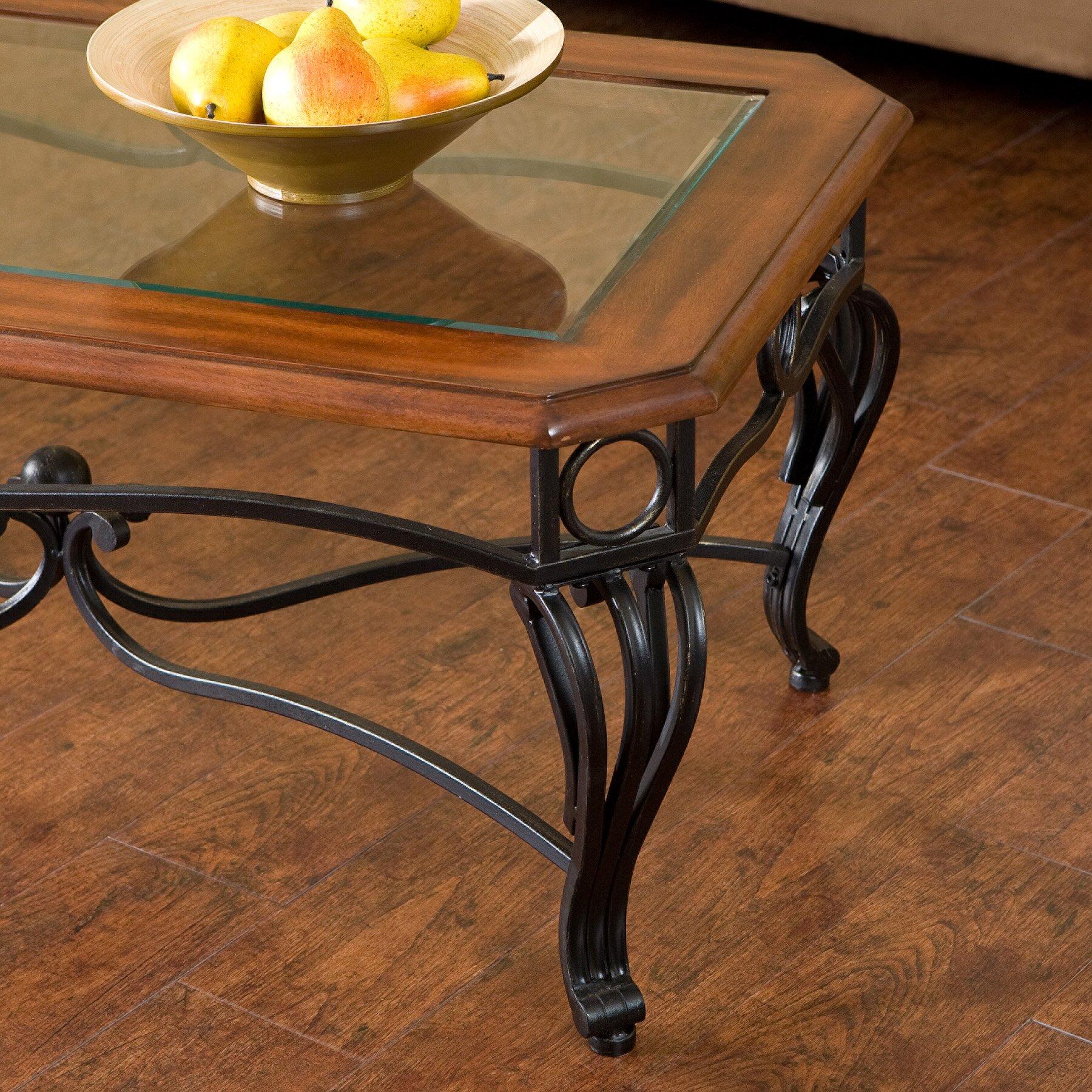 Wildon Home ® Troy 4 Piece Coffee Table Set & Reviews