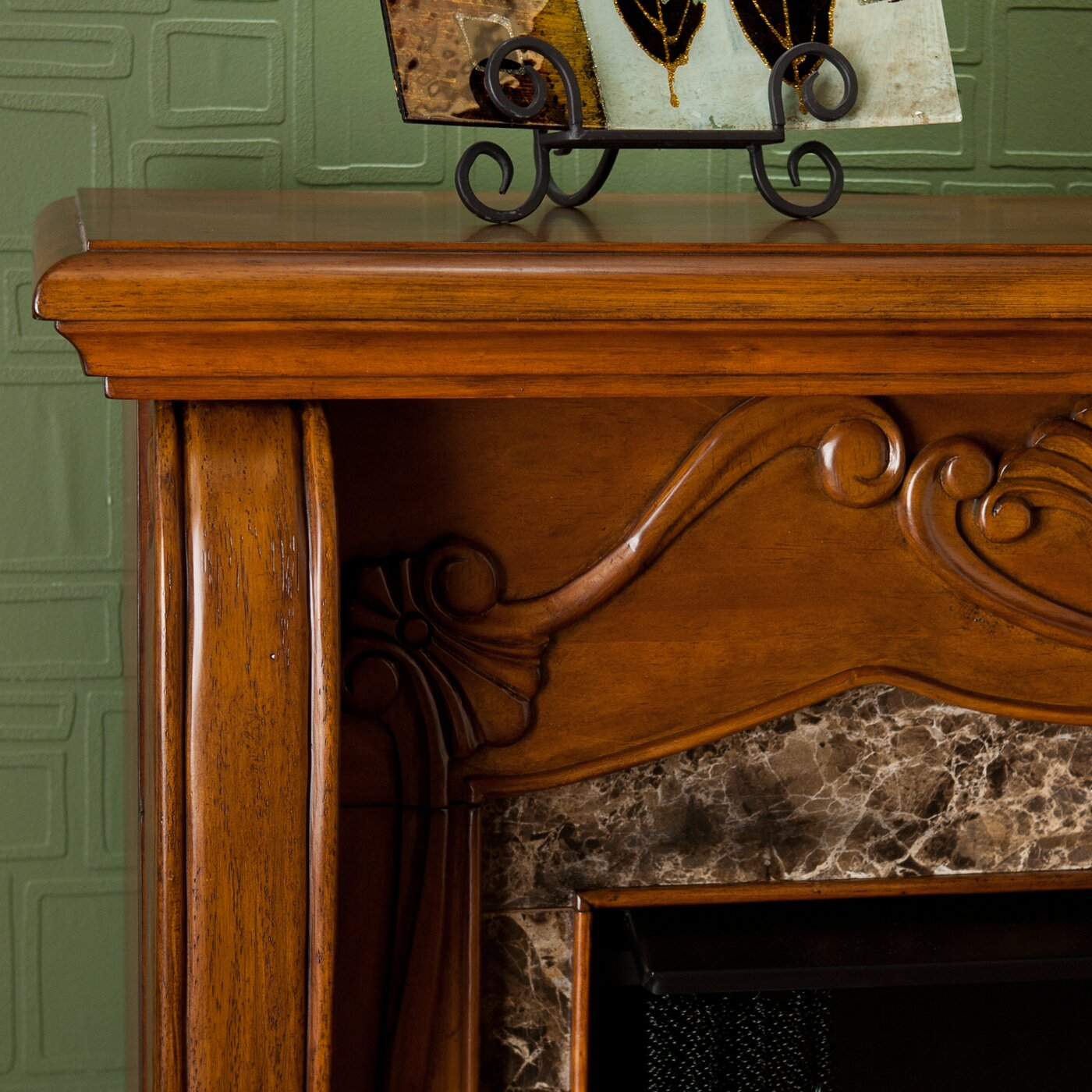 Wildon Home Ar Fulton Electric Fireplace Amp Reviews Wayfair . - Electric Fireplaces Online Authorized Dealer Of Dimplex Fireplaces