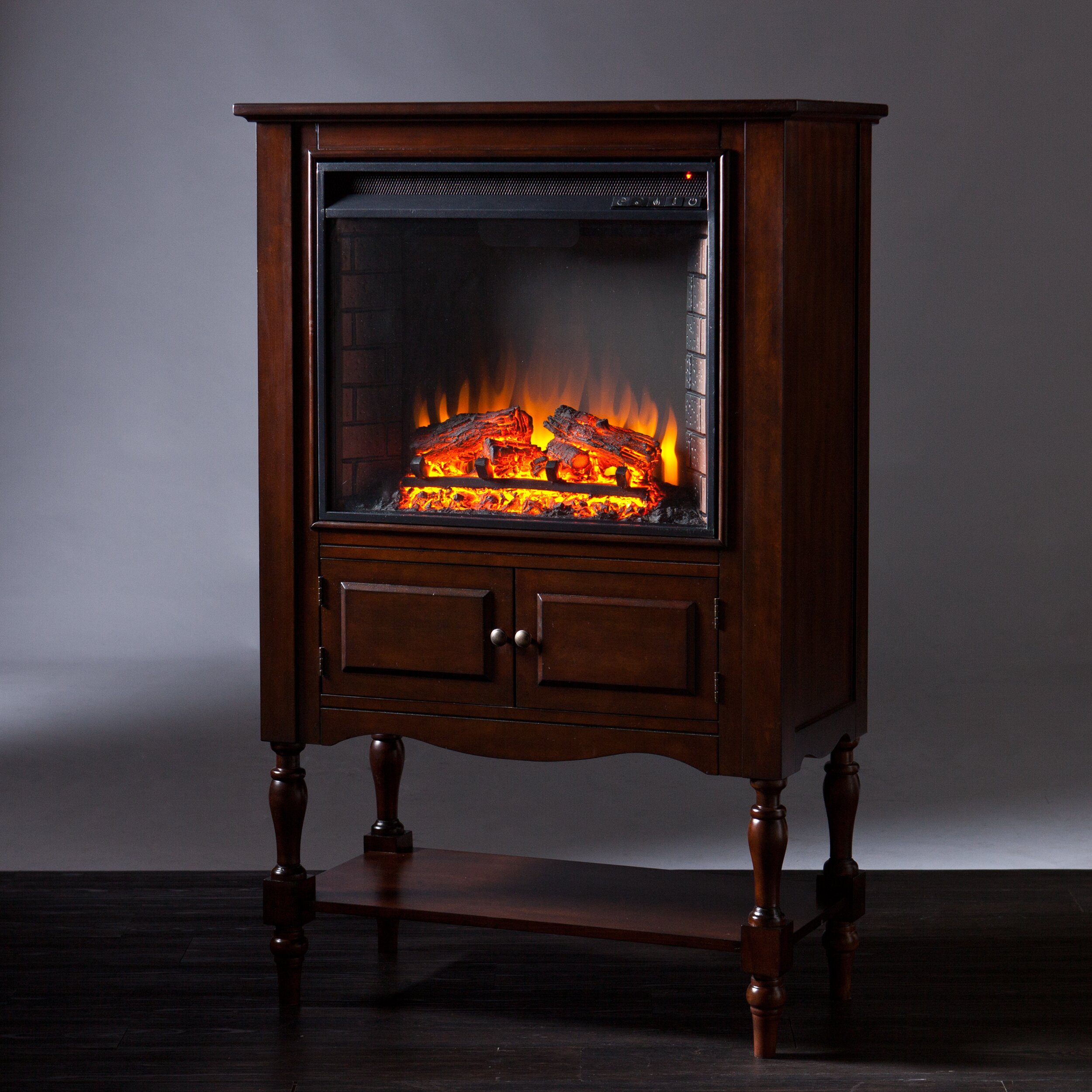 Wildon Home Roswel Wexford Electric Fireplace Reviews Wayfair