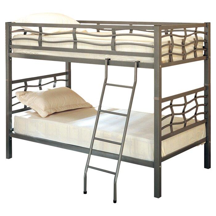 Wildon Home Echo Twin Bunk Bed Reviews