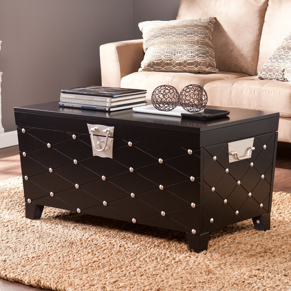 Wildon Home Ridgeway Storage Trunk Reviews Wayfair