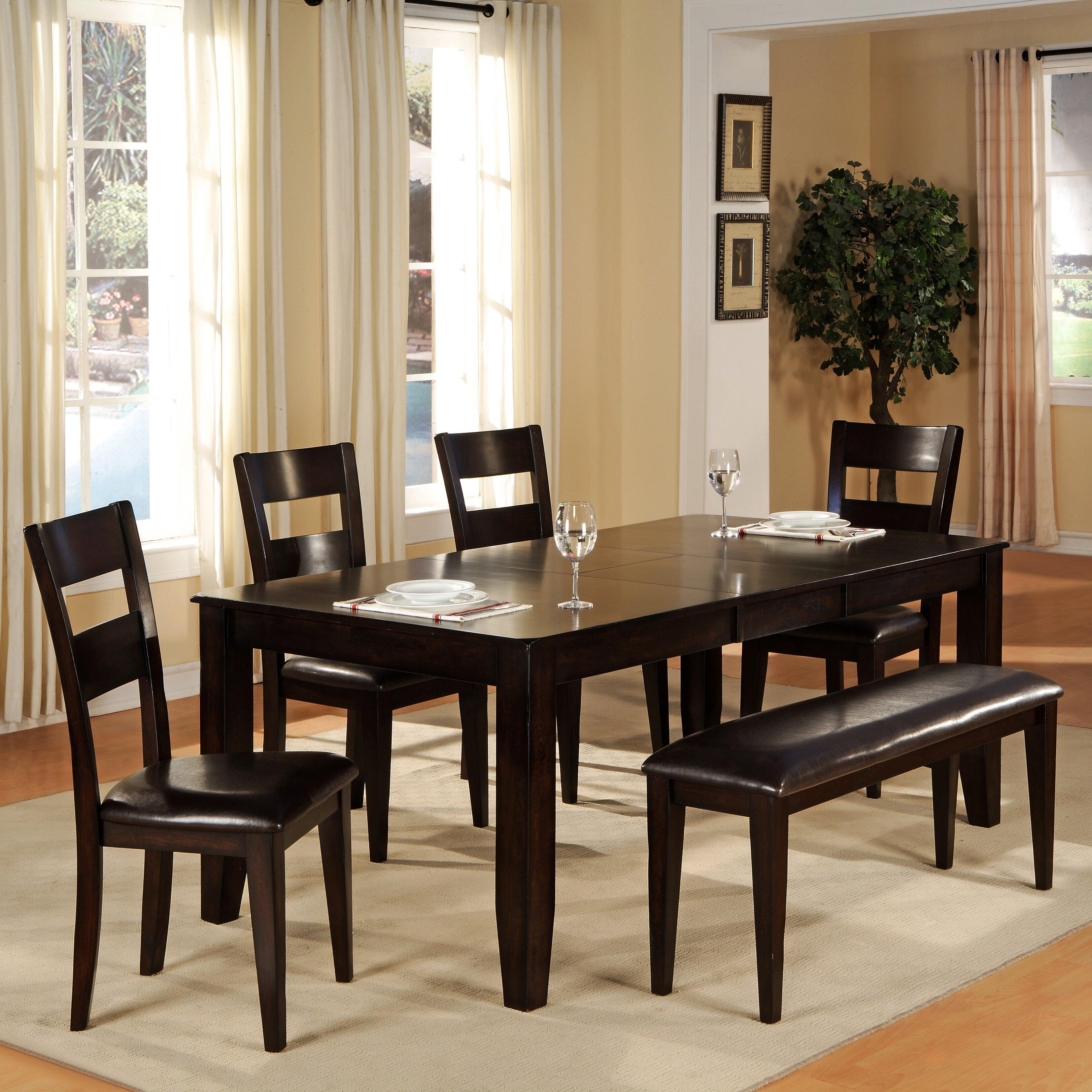 Wildon Home Dining Table Wildon Home 174 Montrose Dining  : Extendable Dining Table from amlibgroup.com size 3244 x 3244 jpeg 2281kB