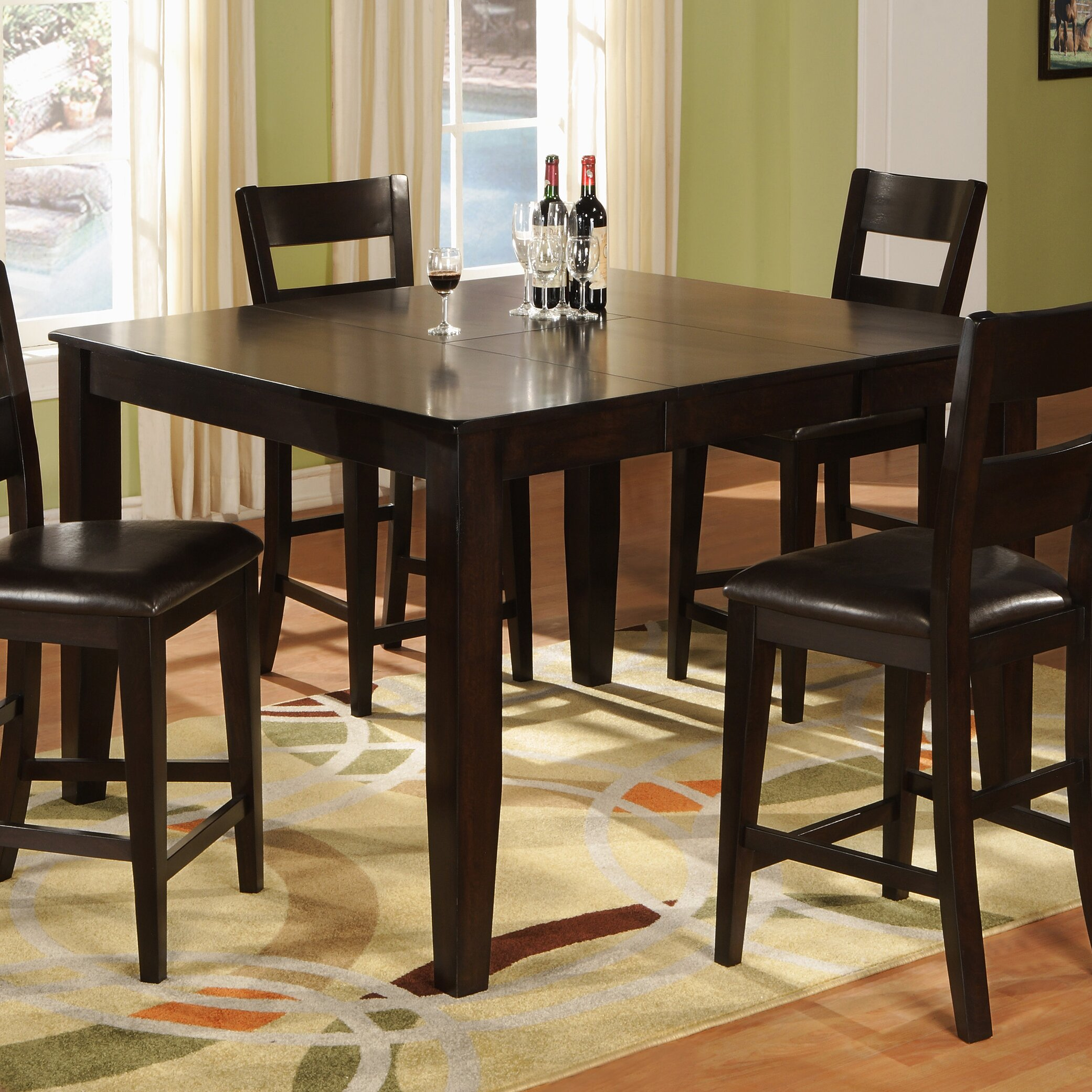 Wildon Home ® Counter Height Dining Table & Reviews | Wayfair
