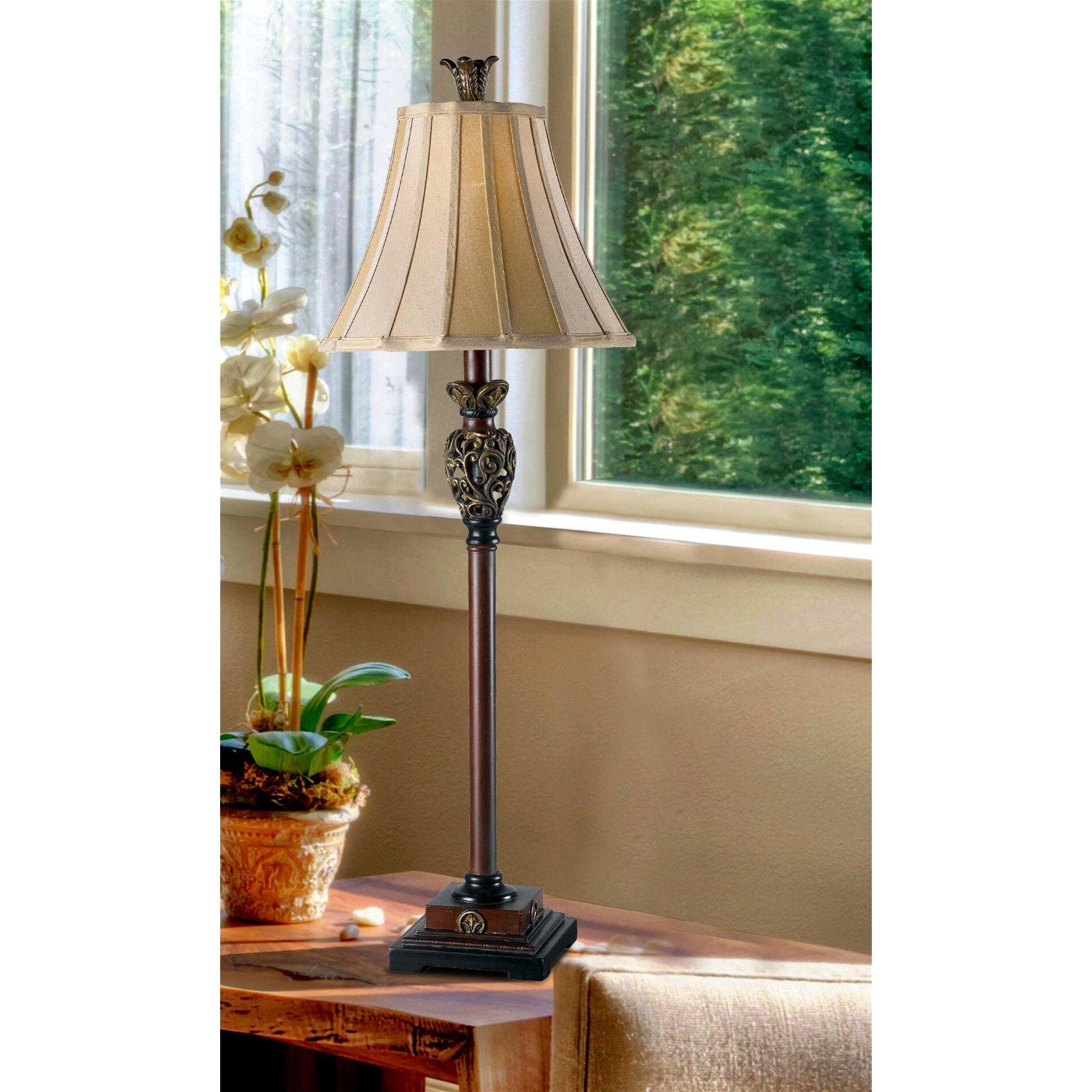 Wildon Home R Basile 32 Table Lamp Amp Reviews