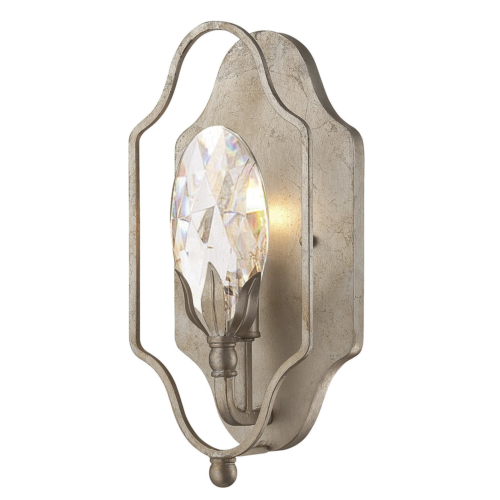 Wall Sconces At Wayfair : Wildon Home Sasha 1 Light Wall Sconce & Reviews Wayfair