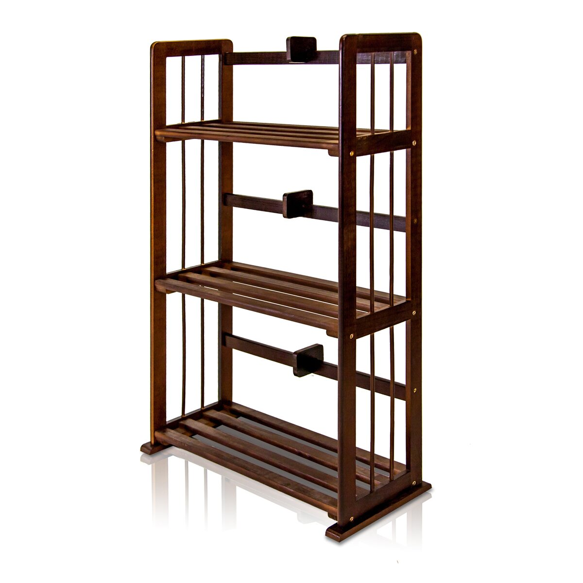 wildon home 34 etagere bookcase reviews wayfair. Black Bedroom Furniture Sets. Home Design Ideas