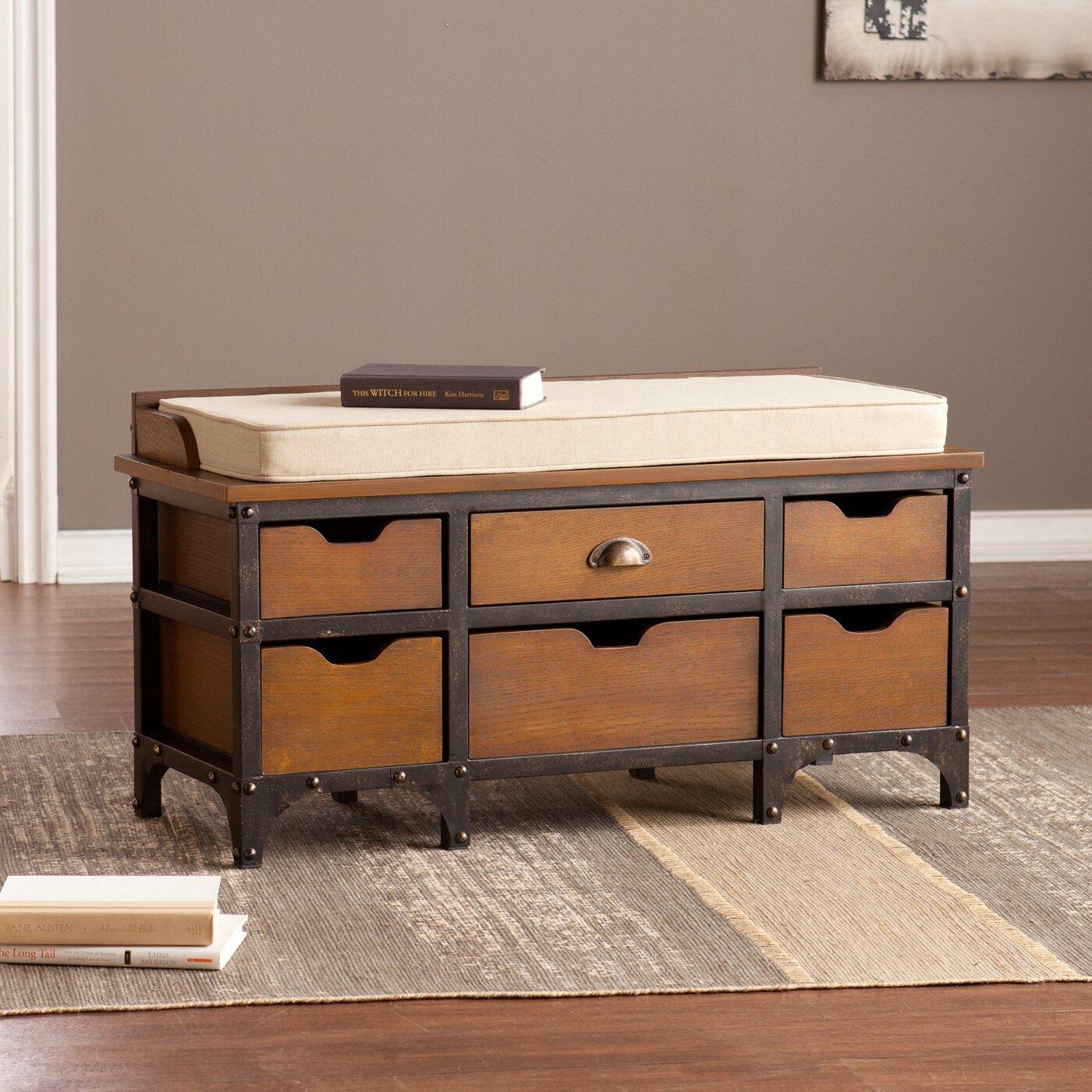 Trent Austin Design Beloit Wood Storage Bench Reviews