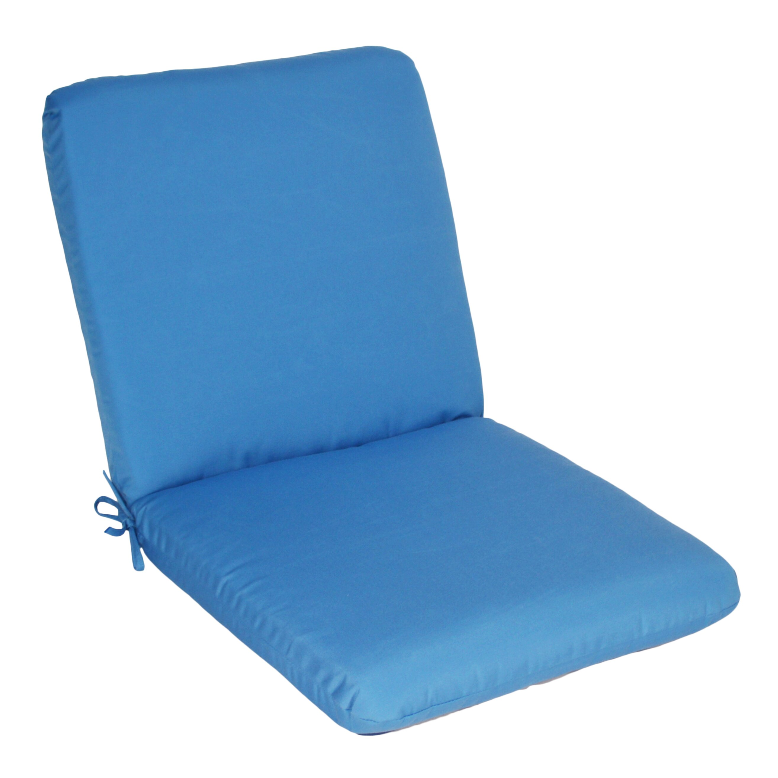 Wildon Home Outdoor Sunbrella Club Chair Cushion