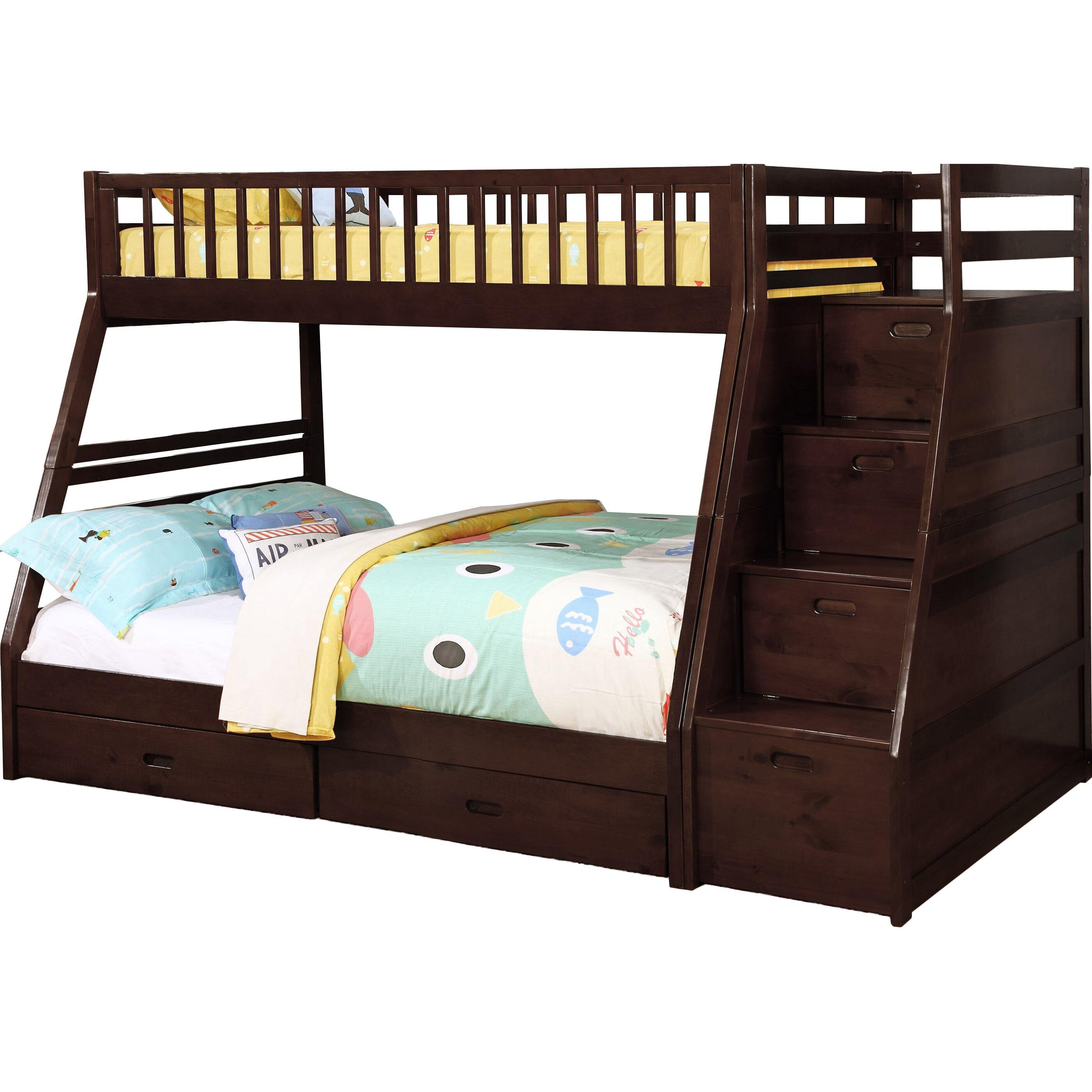 Dakota Twin Full Bunk Bed