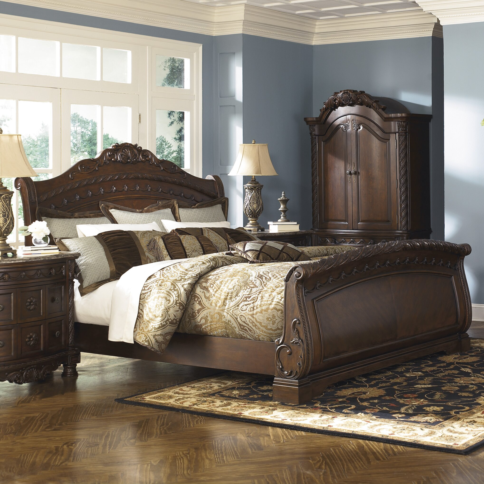 Shore Sleigh Bed 28 Images North Shore King Sleigh Bed