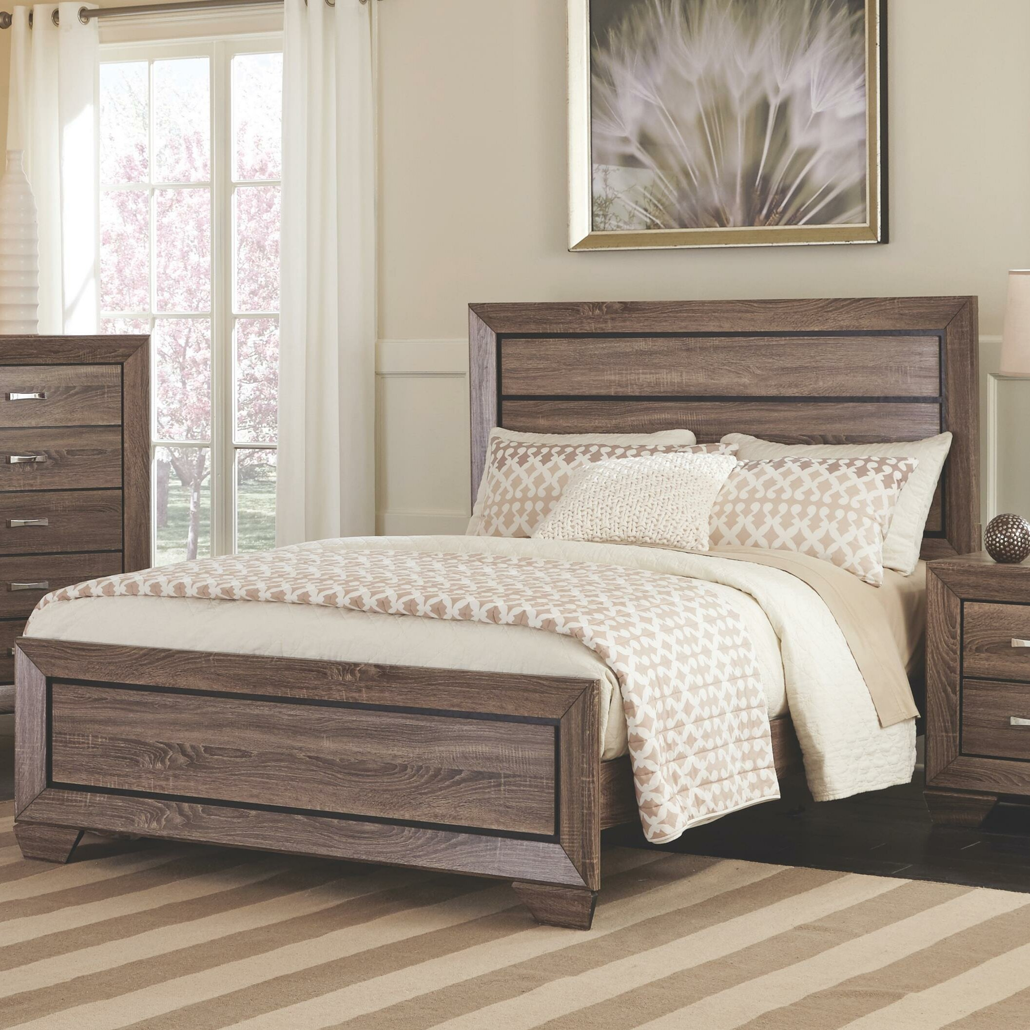 Wildon Home Panel Bed Reviews