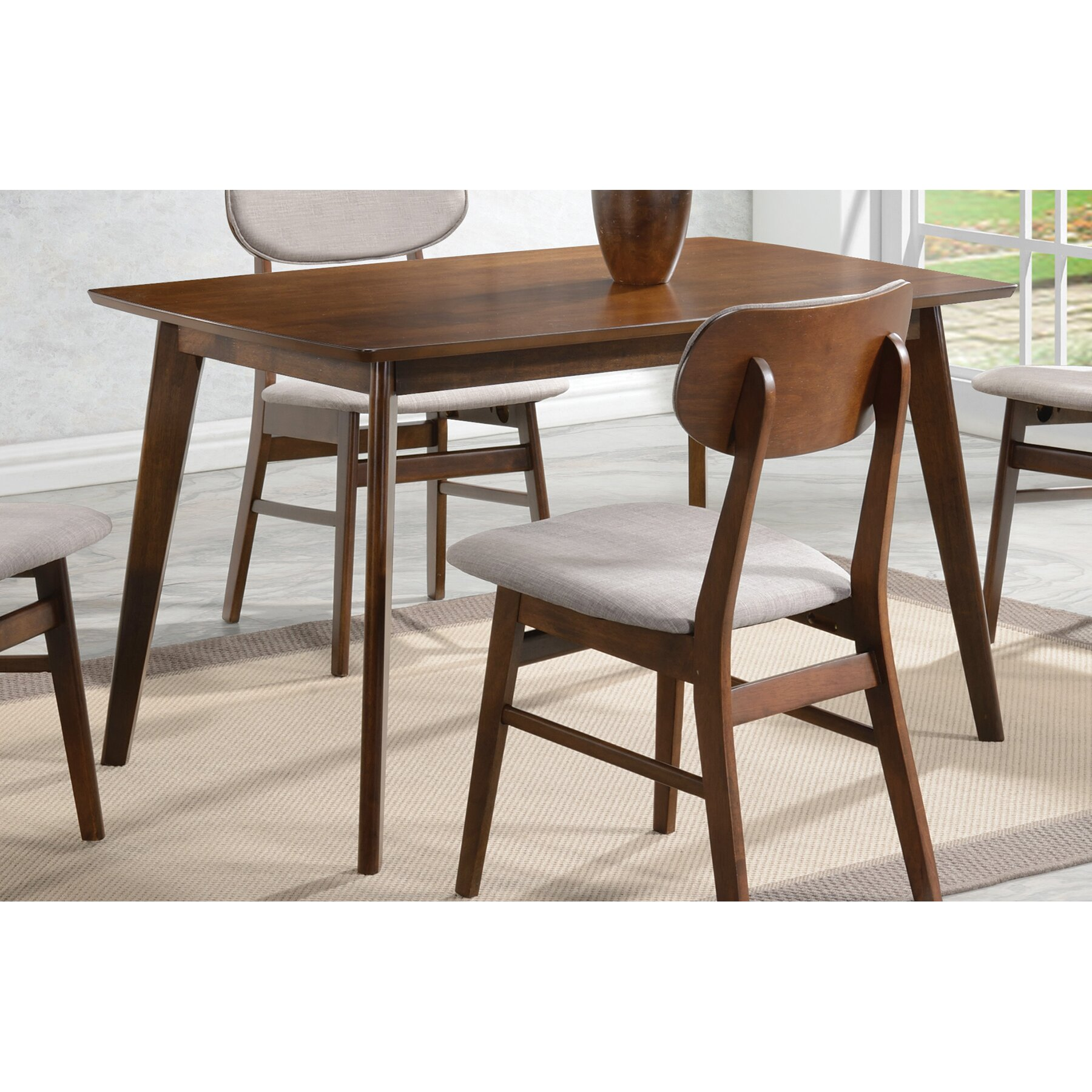 Wildon home kersey dining table reviews for Wayfair dining table