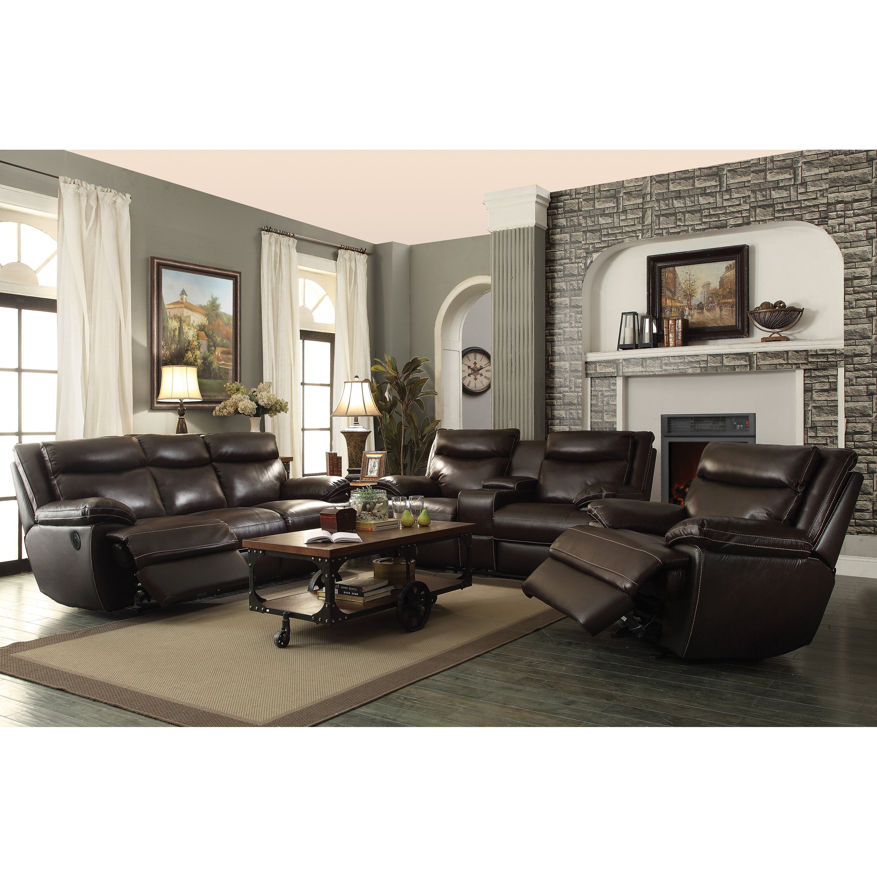 Wildon Home Macpherson Living Room Collection Wayfair